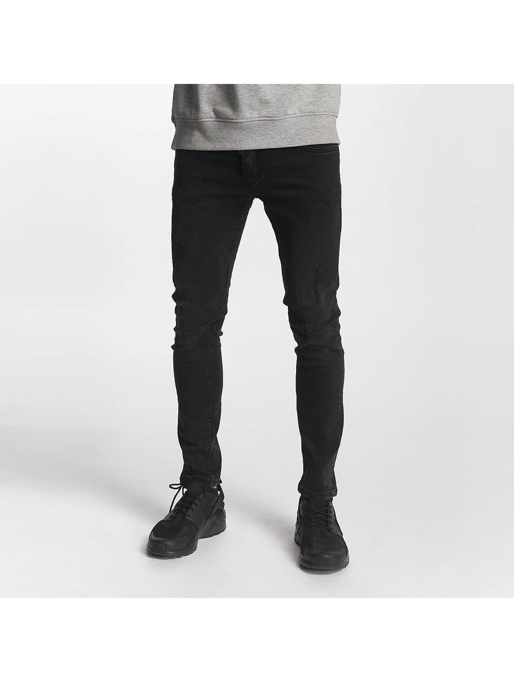 2Y Slim Fit Jeans Oliver black