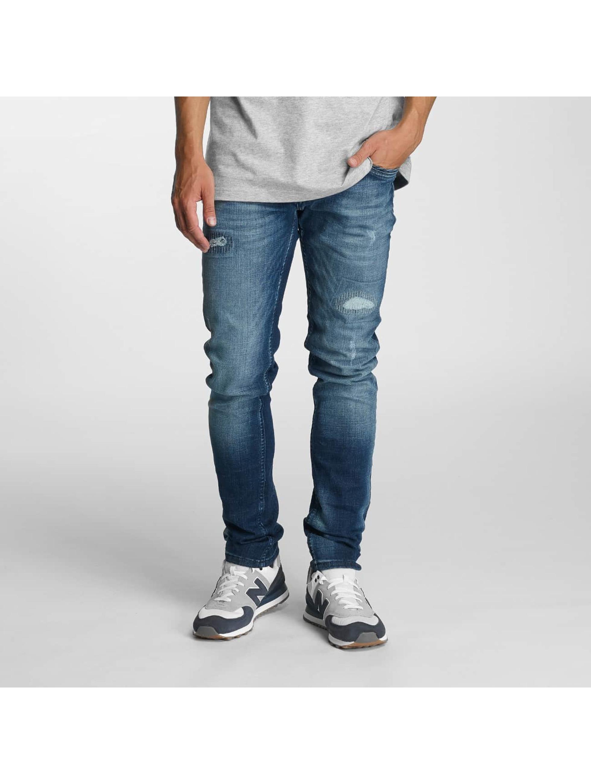 2Y Slim Fit Jeans Moll blu