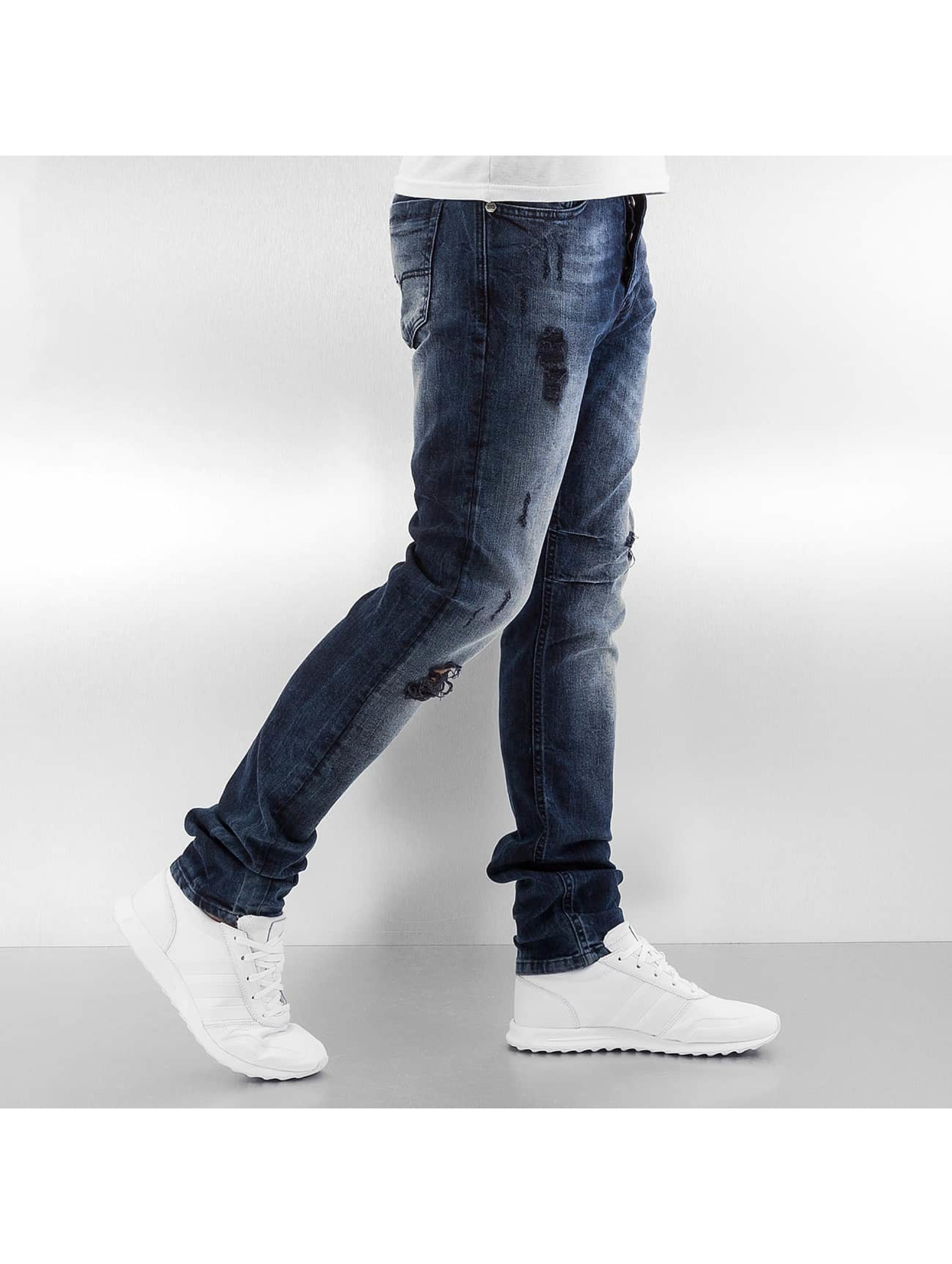 2Y Slim Fit Jeans Mason blue