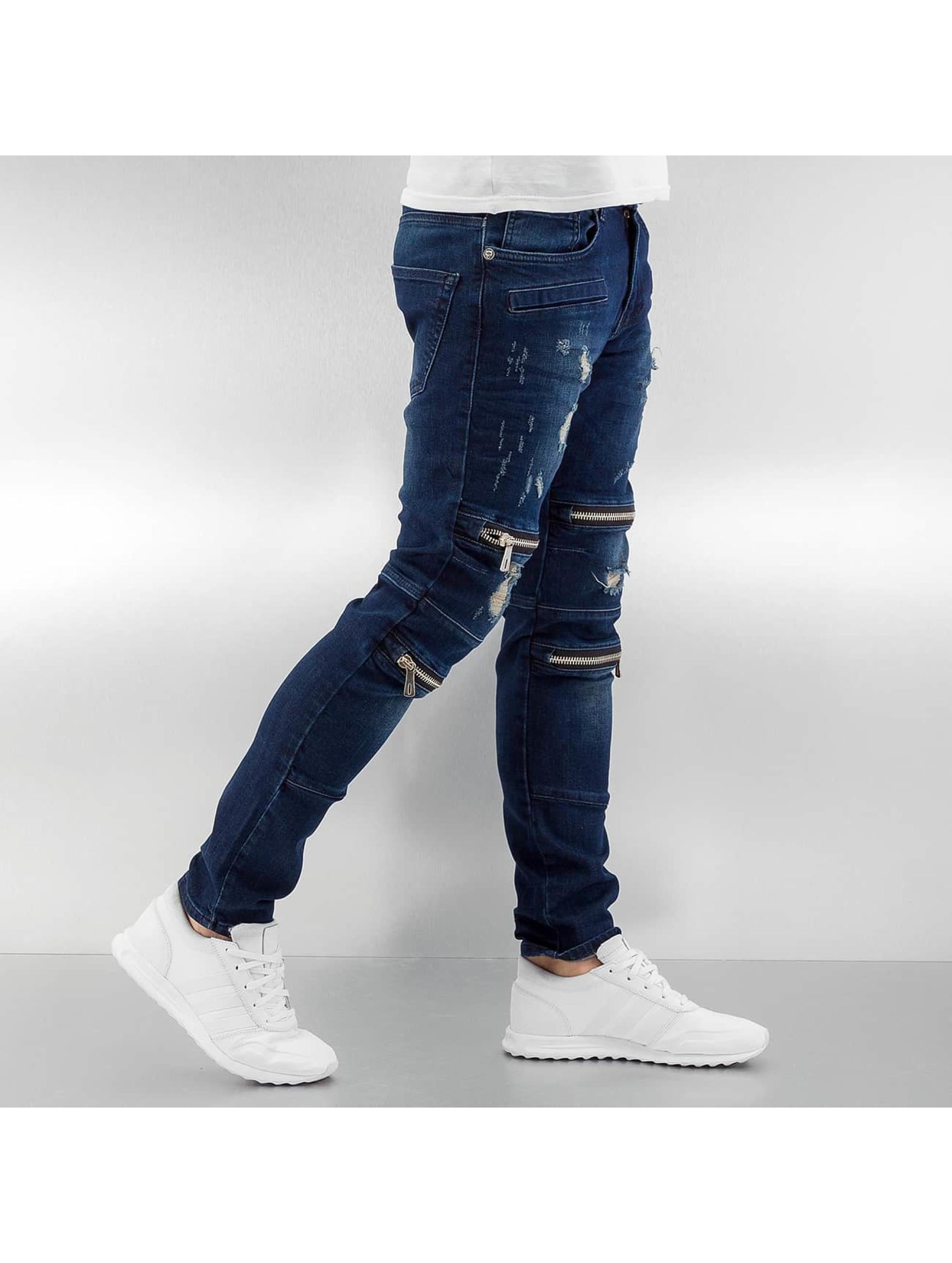 2Y Slim Fit Jeans Leyton blue