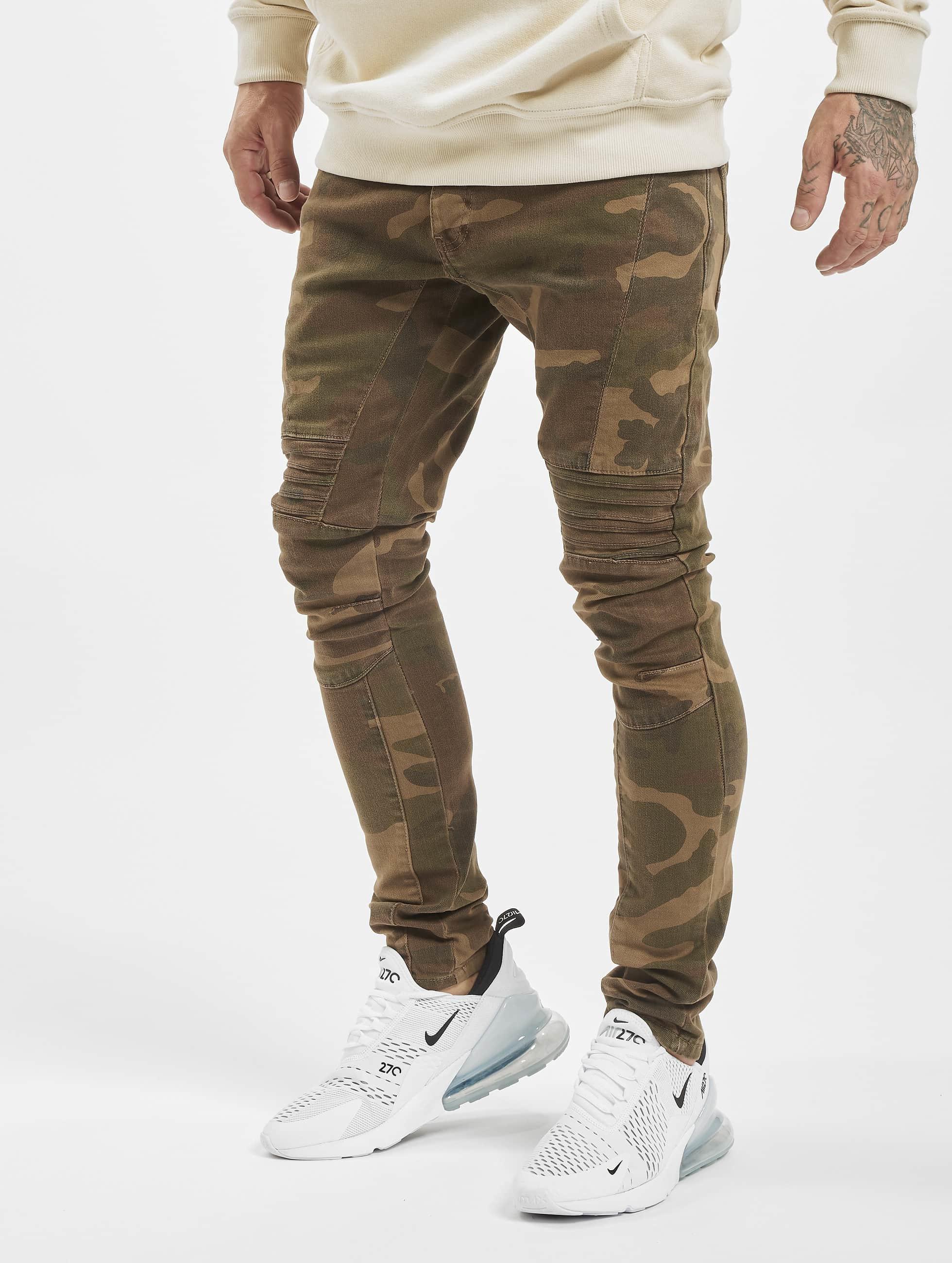 2Y Slim Fit Jeans Pakka camouflage