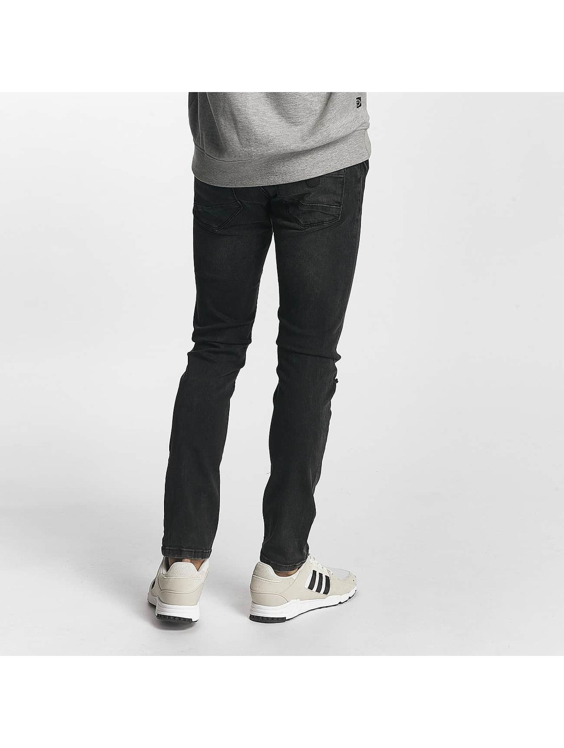 2Y Slim Fit Jeans Ethan grijs