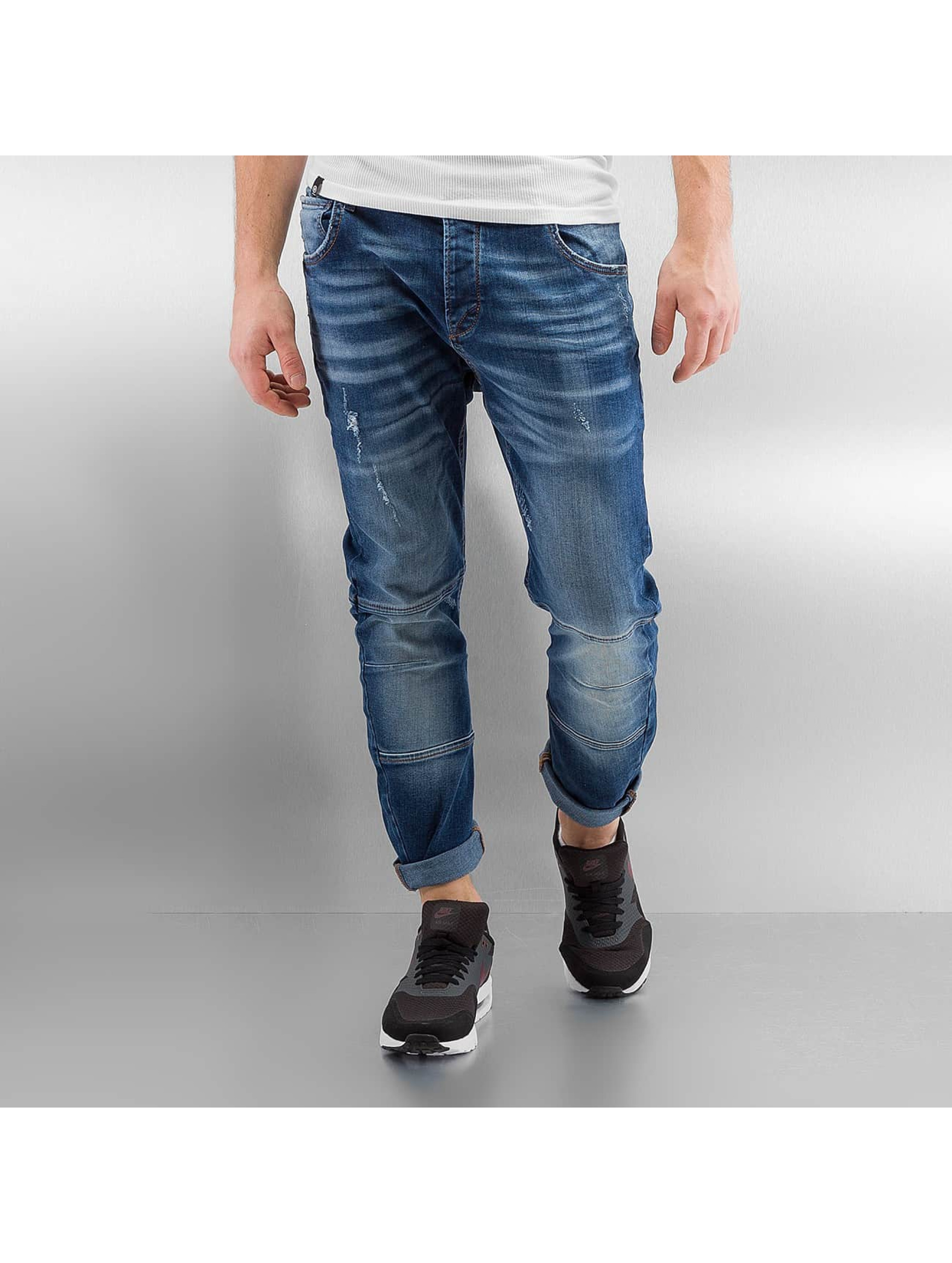 2Y Slim Fit Jeans Sunny modrá