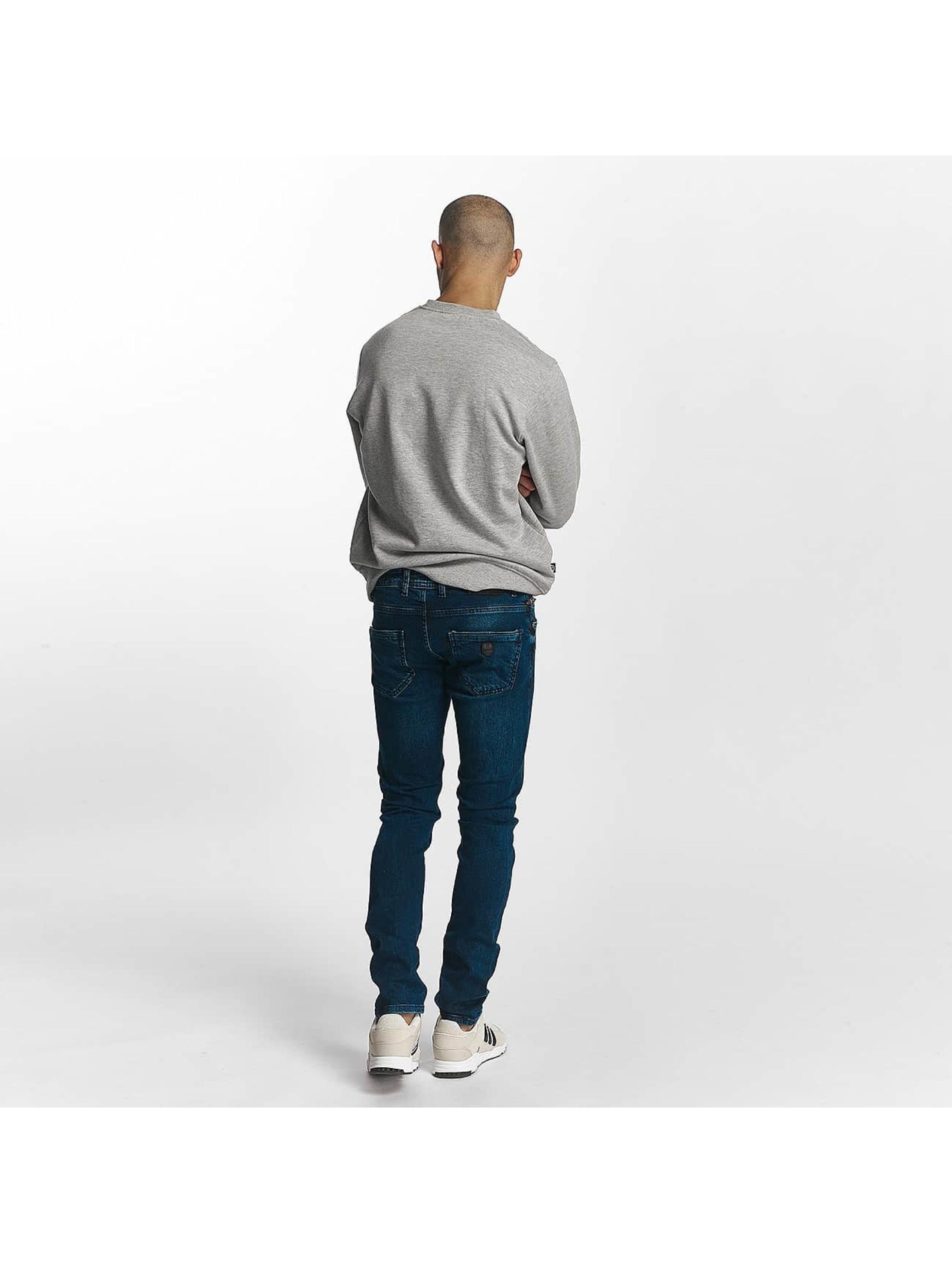 2Y Slim Fit Jeans Leo modrá