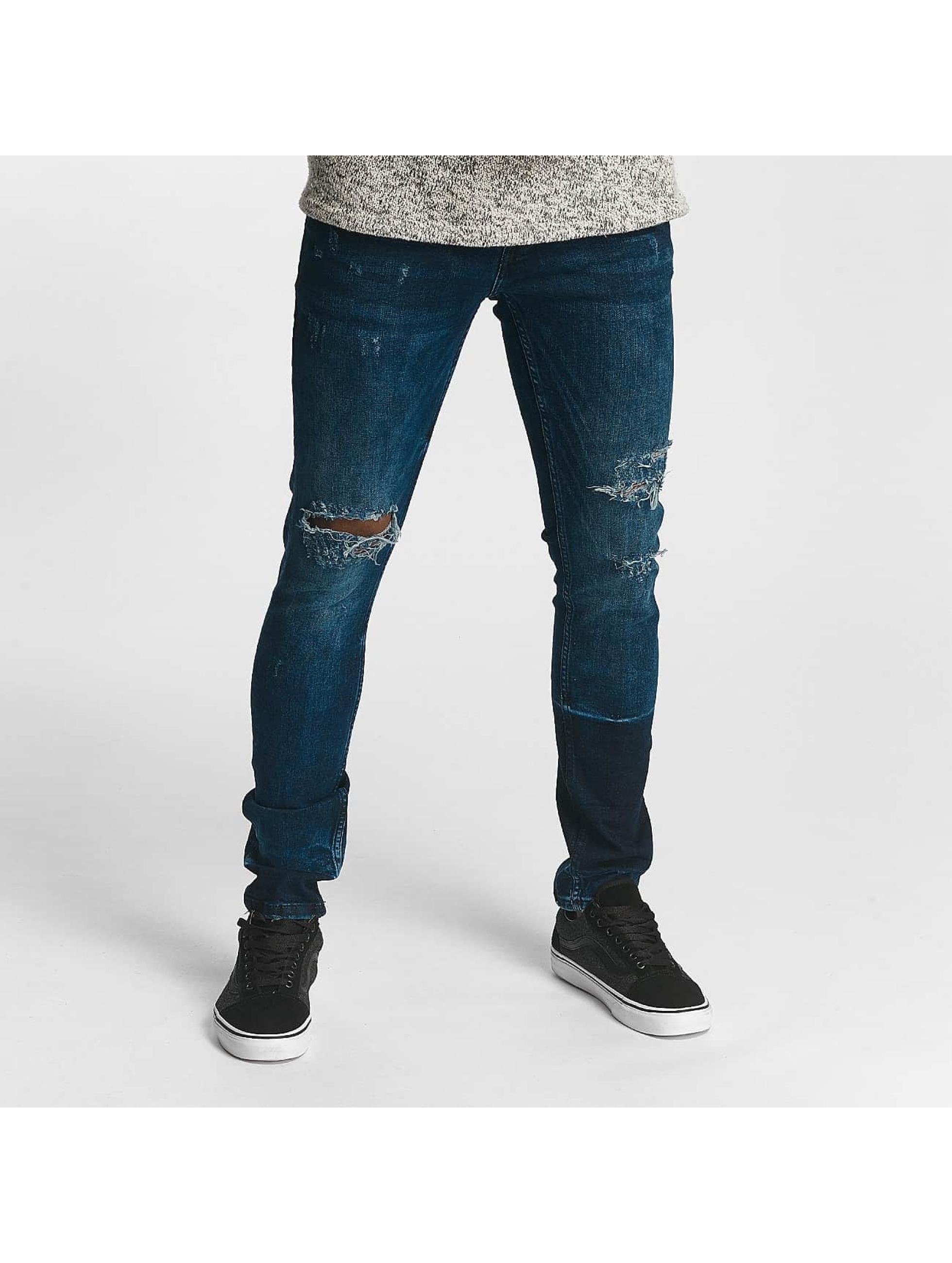 2Y Slim Fit Jeans Joseph modrá