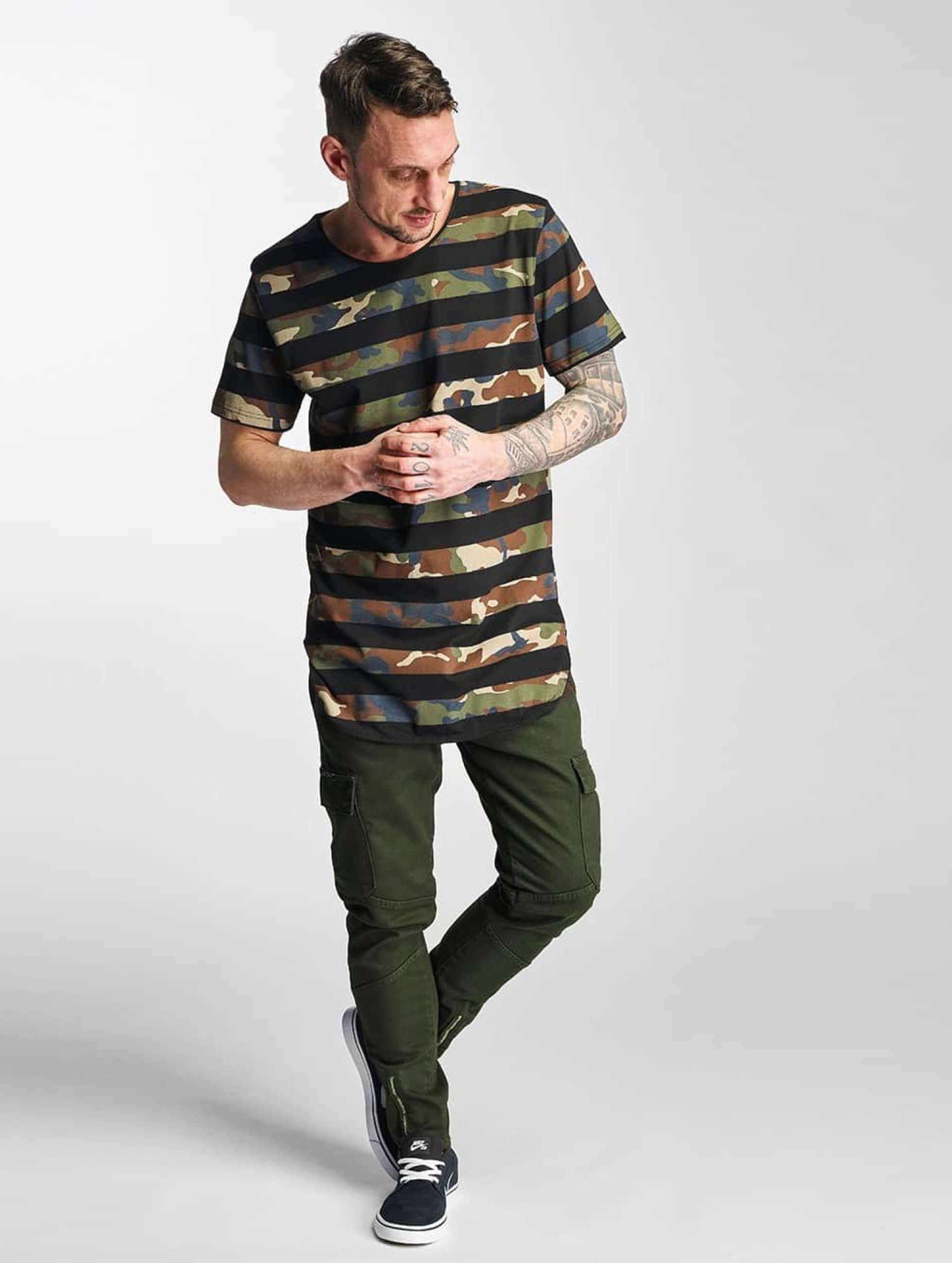 2Y Slim Fit Jeans Adres olive