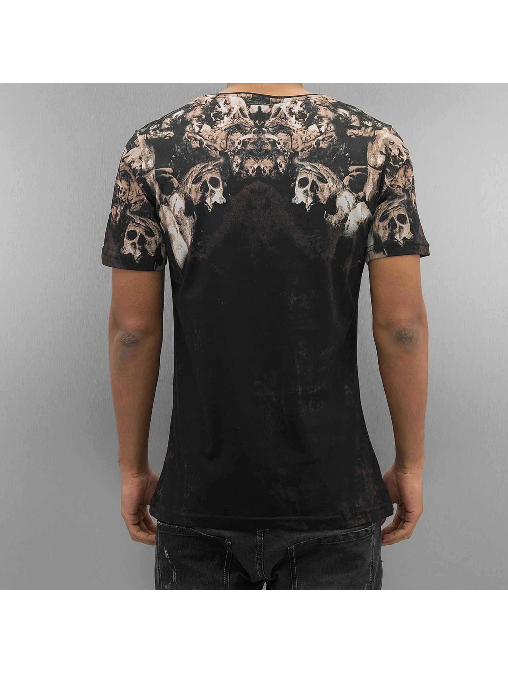 2Y T-Shirt Skulls black