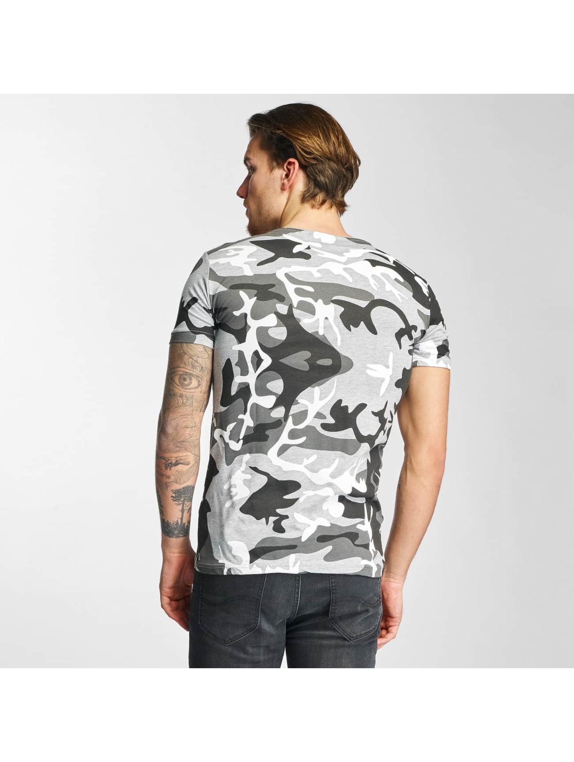2Y T-Shirt Camo grey