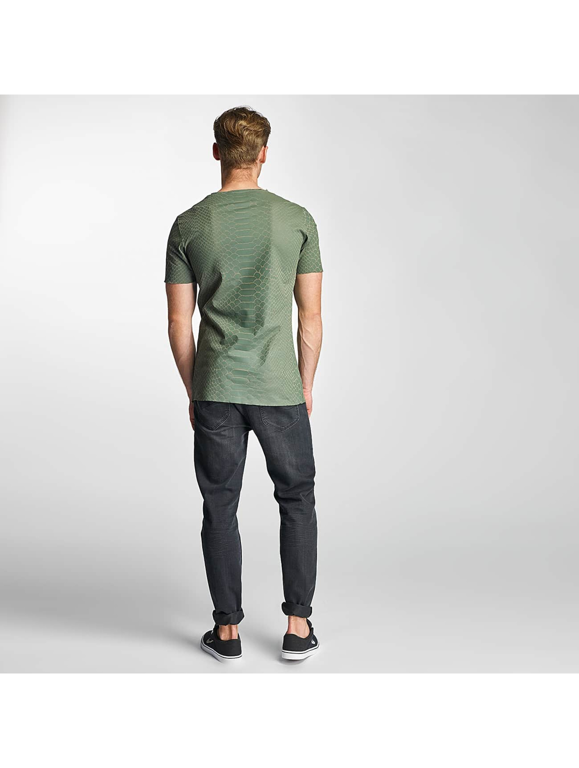 2Y T-Shirt Snake kaki