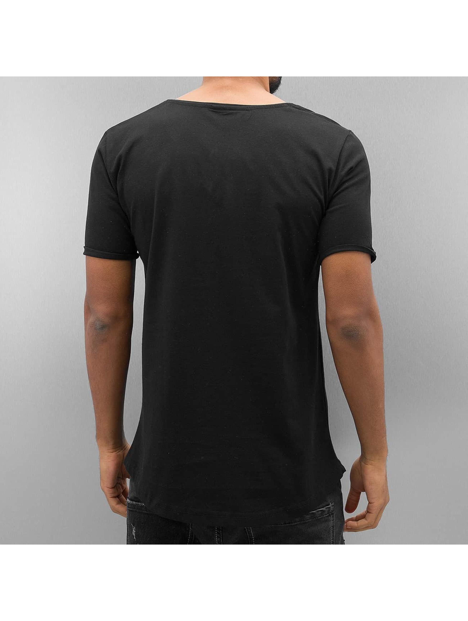 2Y T-Shirt Face schwarz