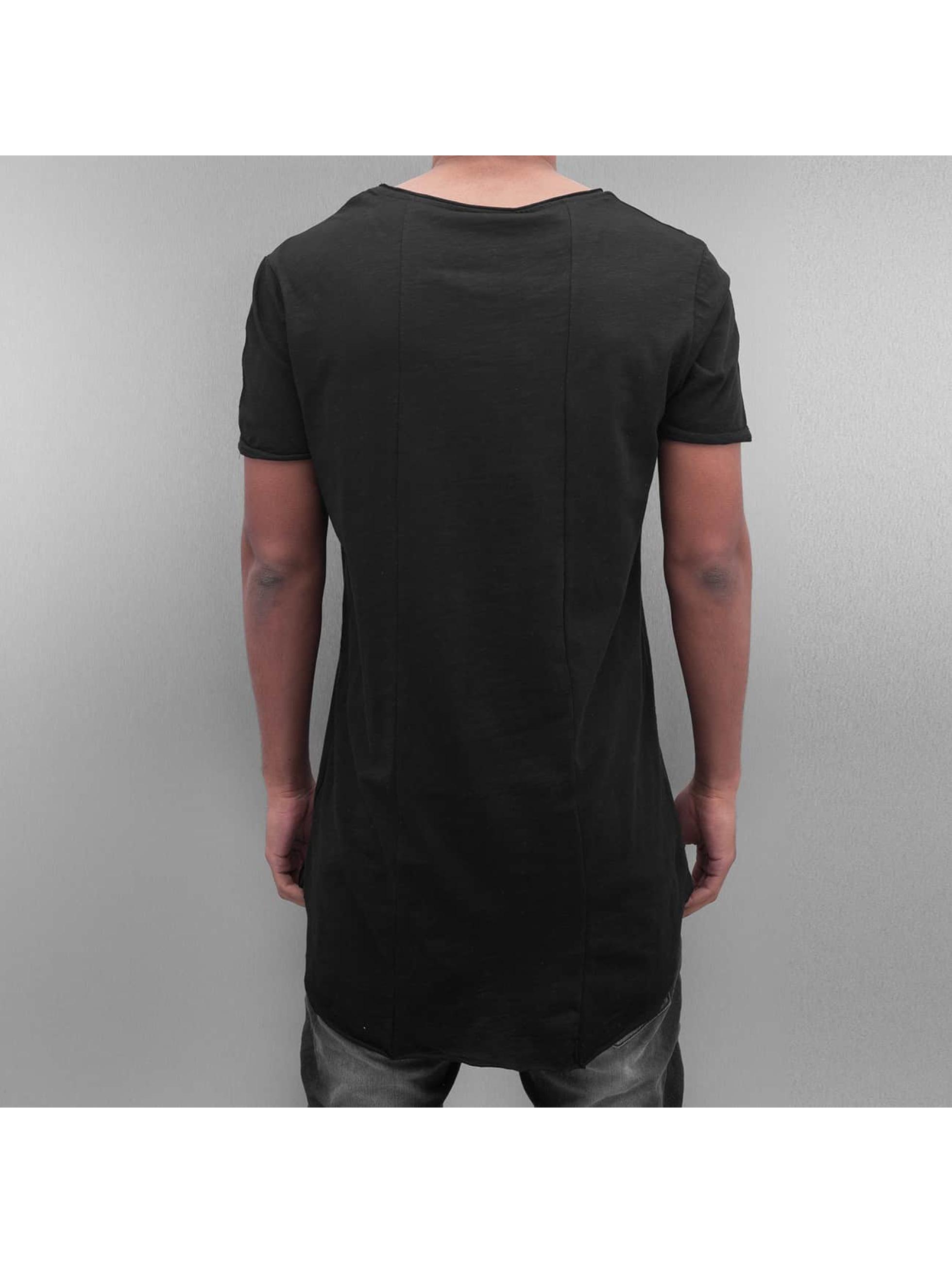 2Y T-Shirt Wilmington schwarz