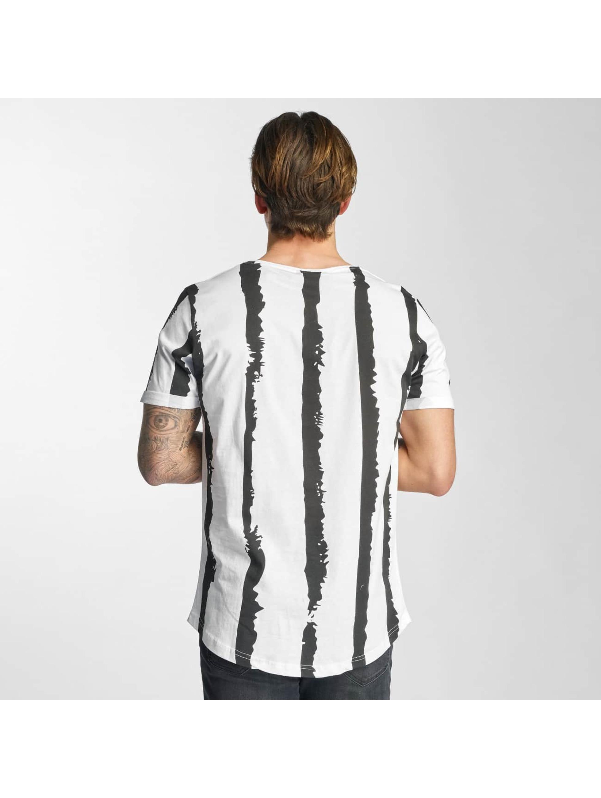 2Y T-Shirt Stripes white