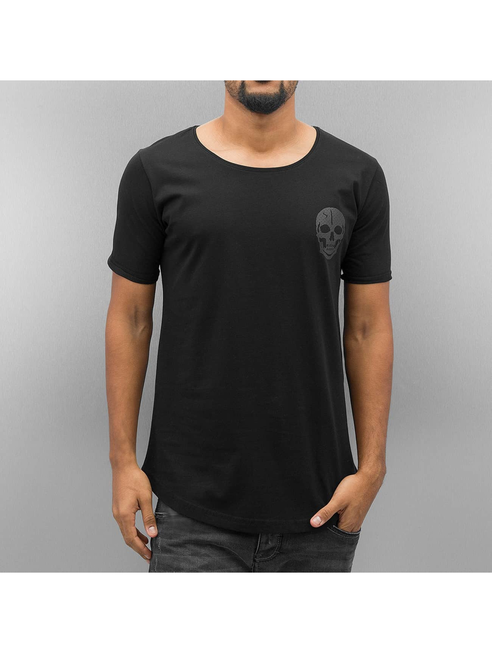 2Y t-shirt Face zwart
