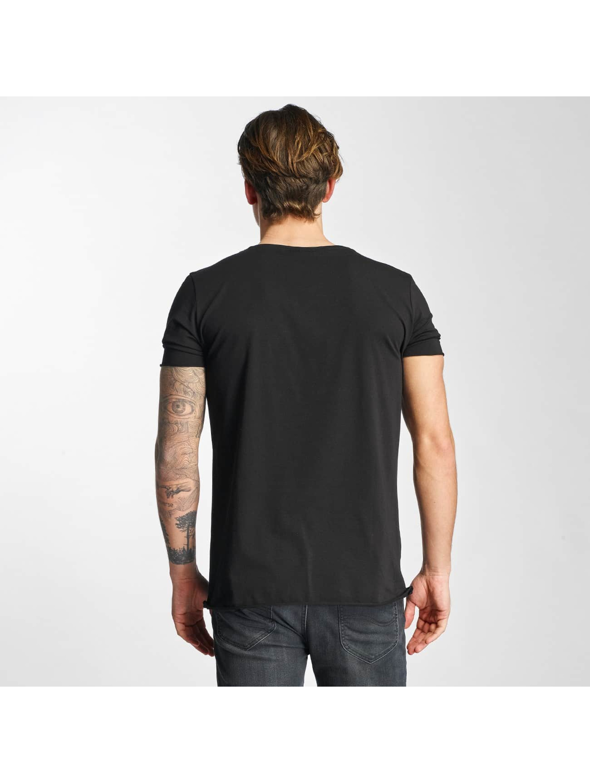 2Y t-shirt Skull zwart