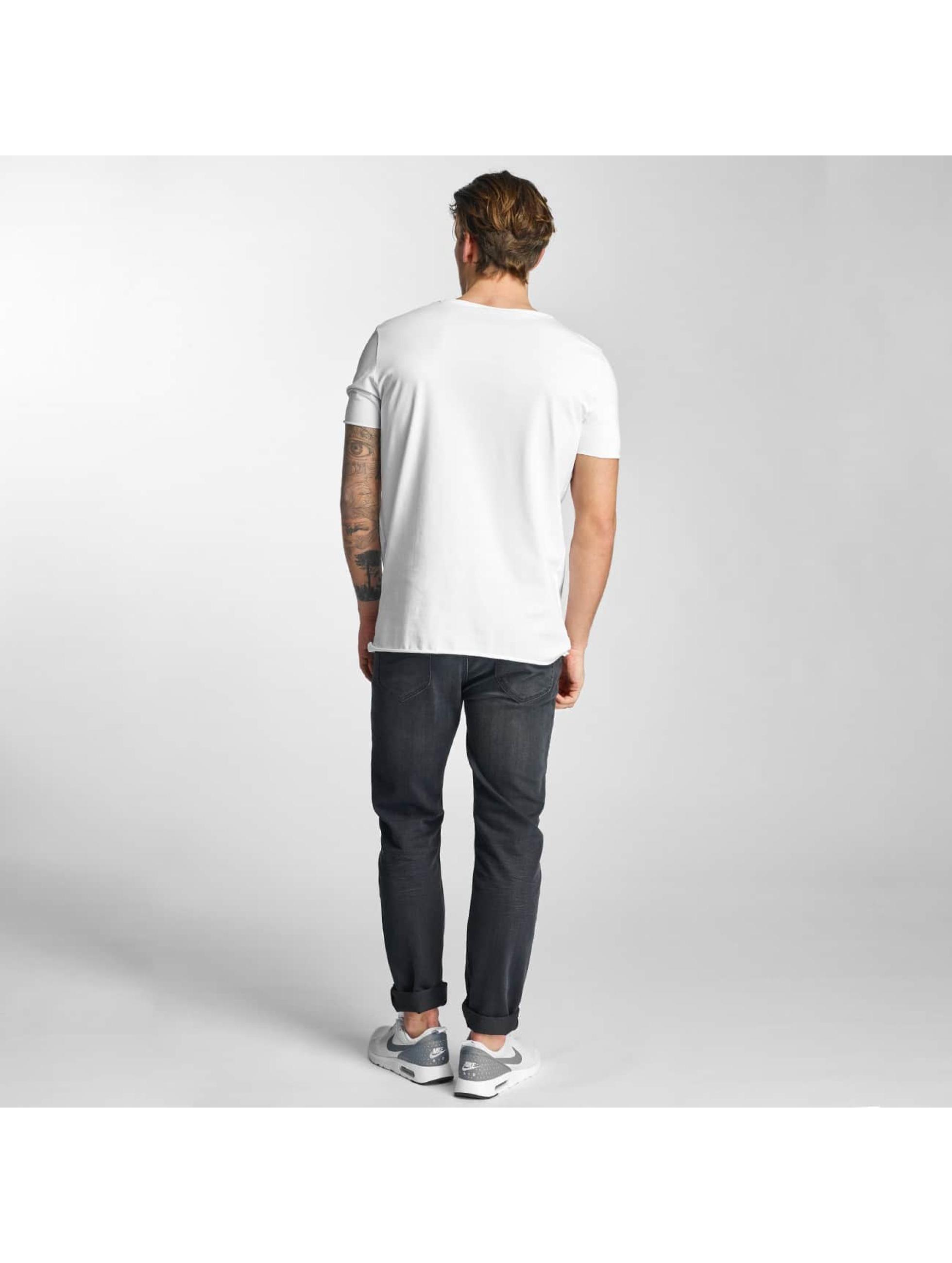 2Y T-shirts Skull hvid