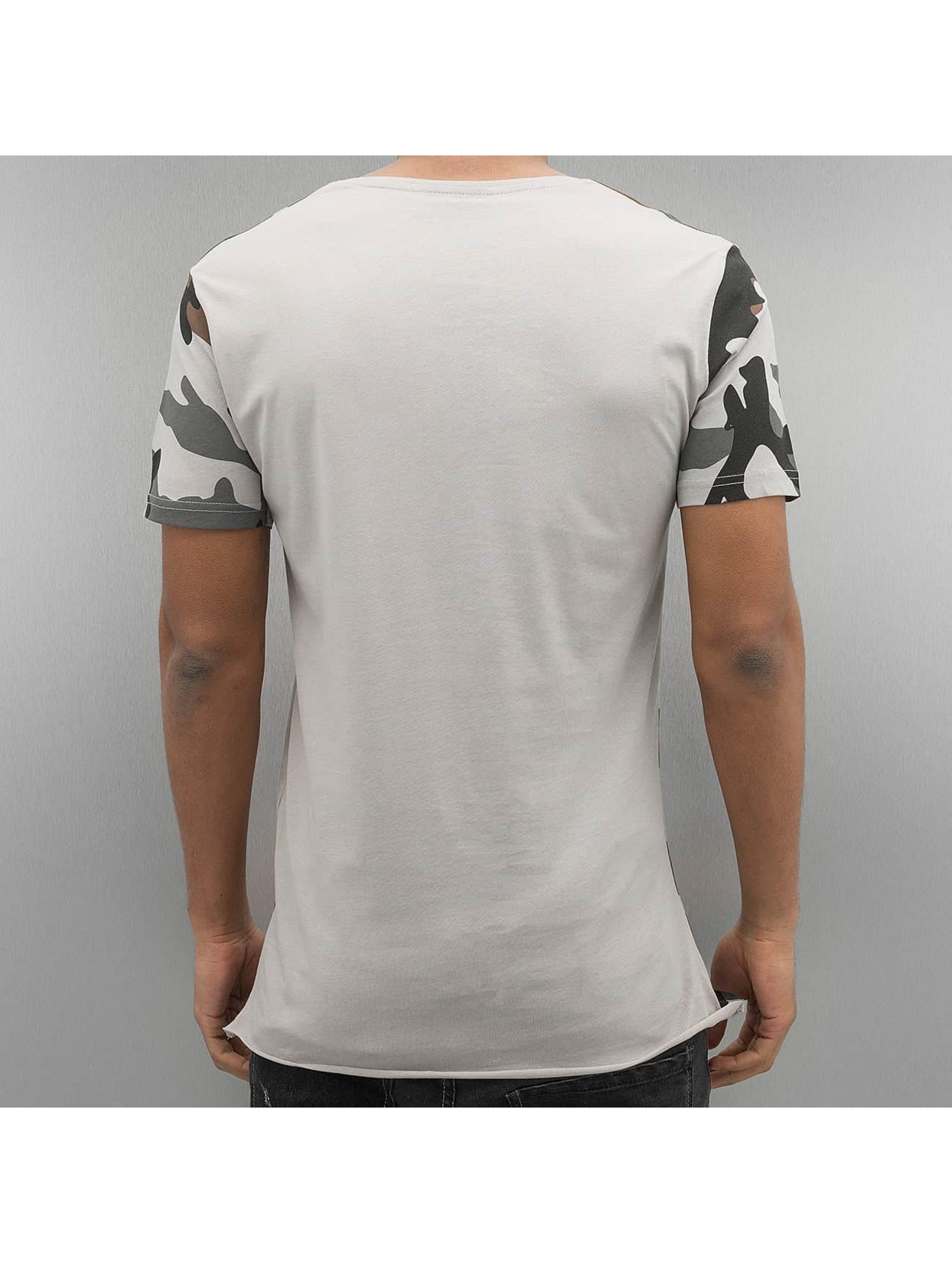 2Y T-Shirty Camo Stars bezowy