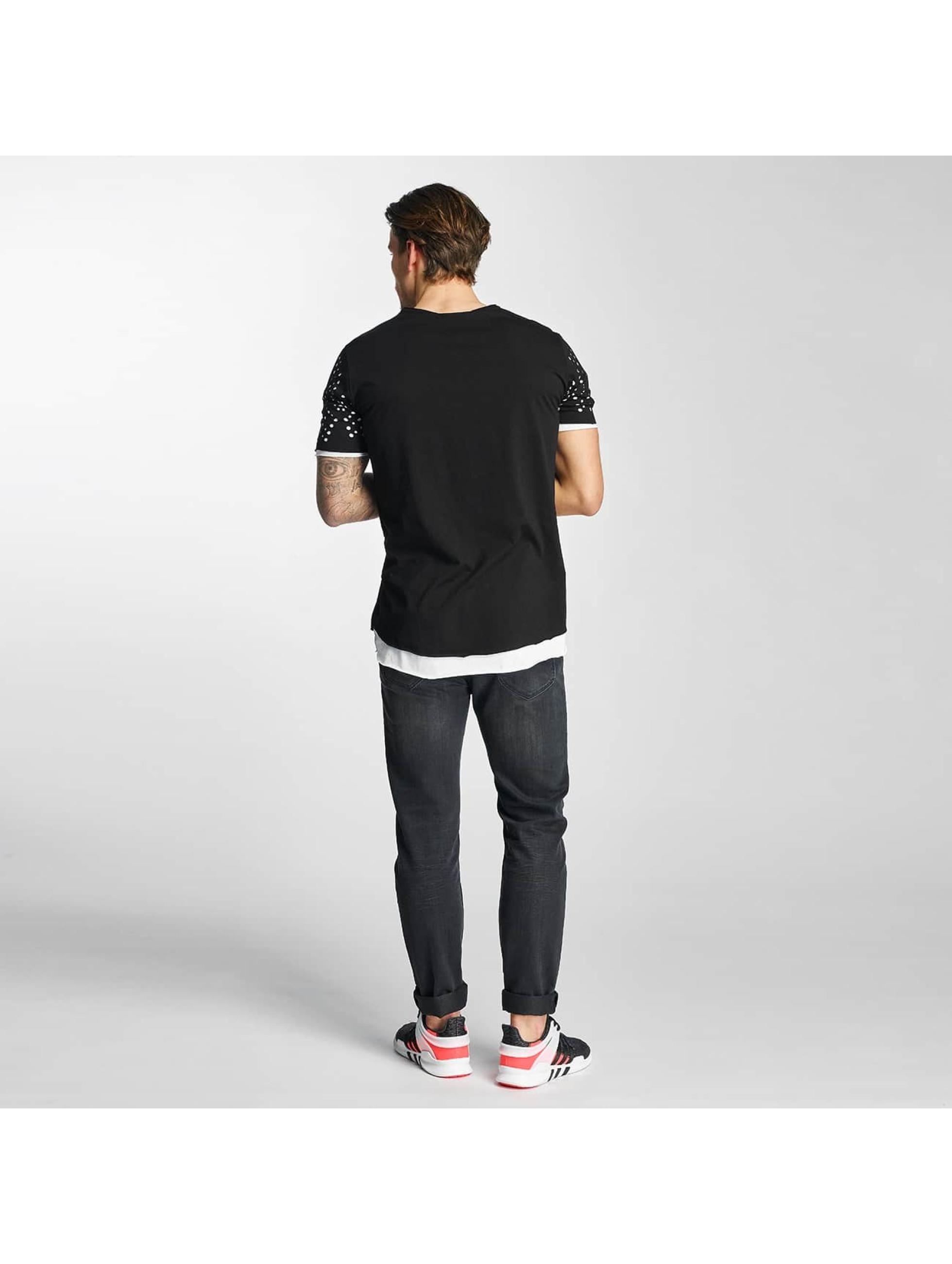 2Y T-Shirty Holes czarny