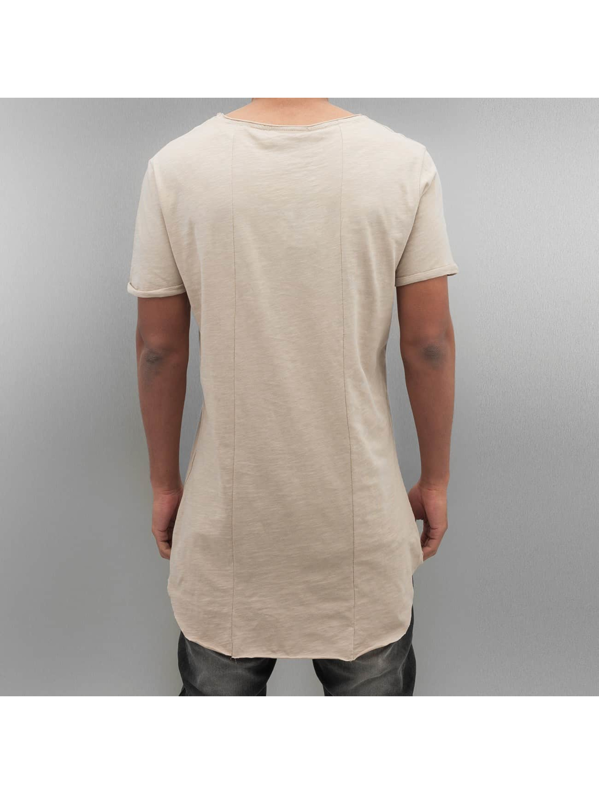 2Y T-skjorter Wilmington beige