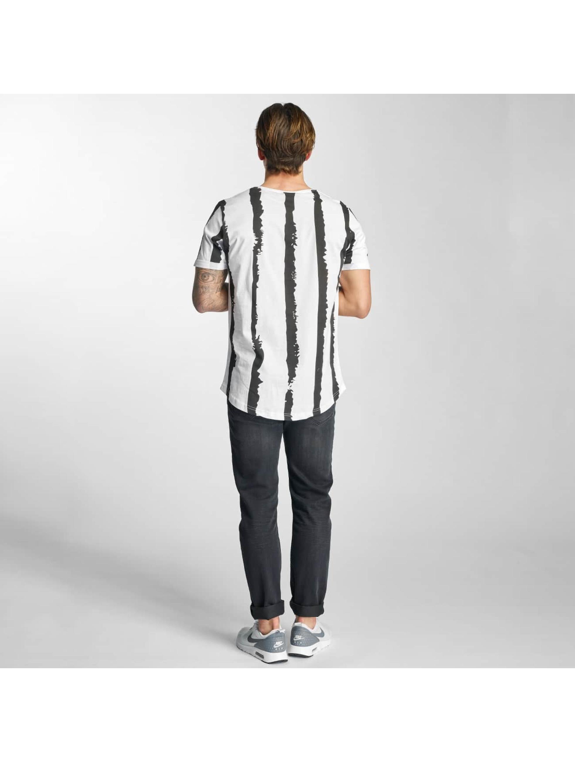 2Y T-skjorter Stripes hvit