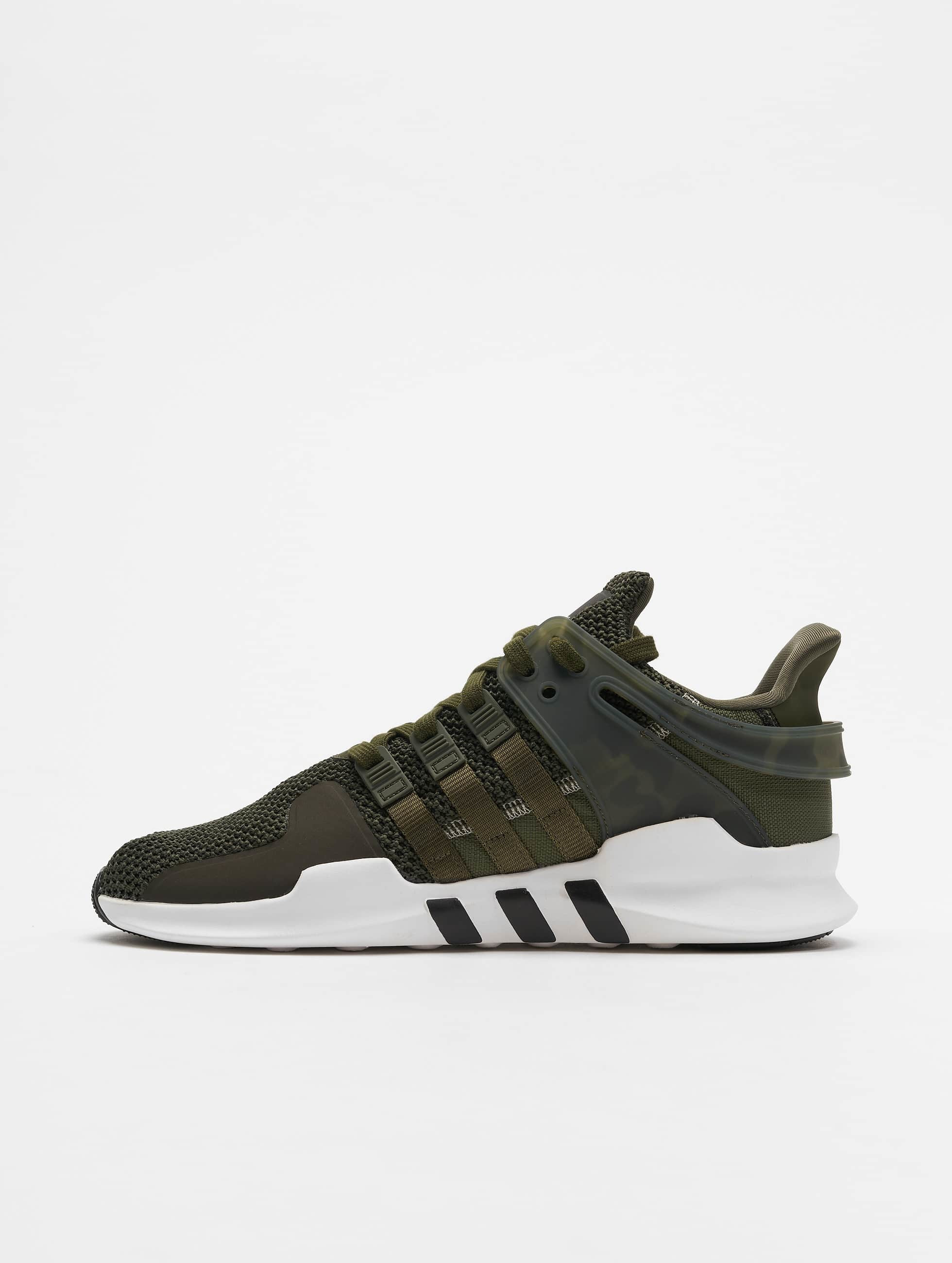 Adidas Originals Eqt Support Adv Sneakers Night Cargo