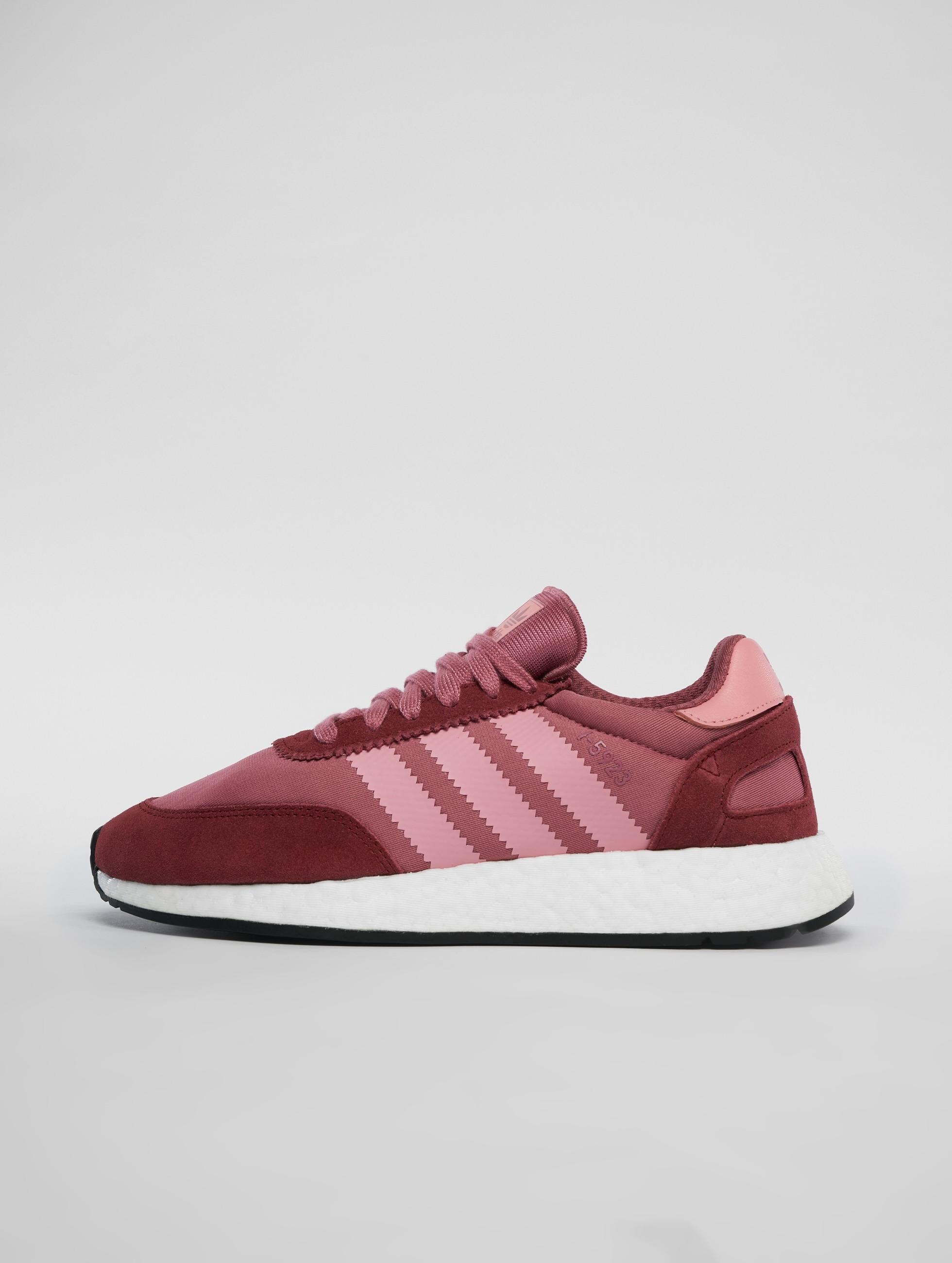 Adidas Sneaker Damen Gr. 40 rosa I 5923 Turnschuhe Schuhe