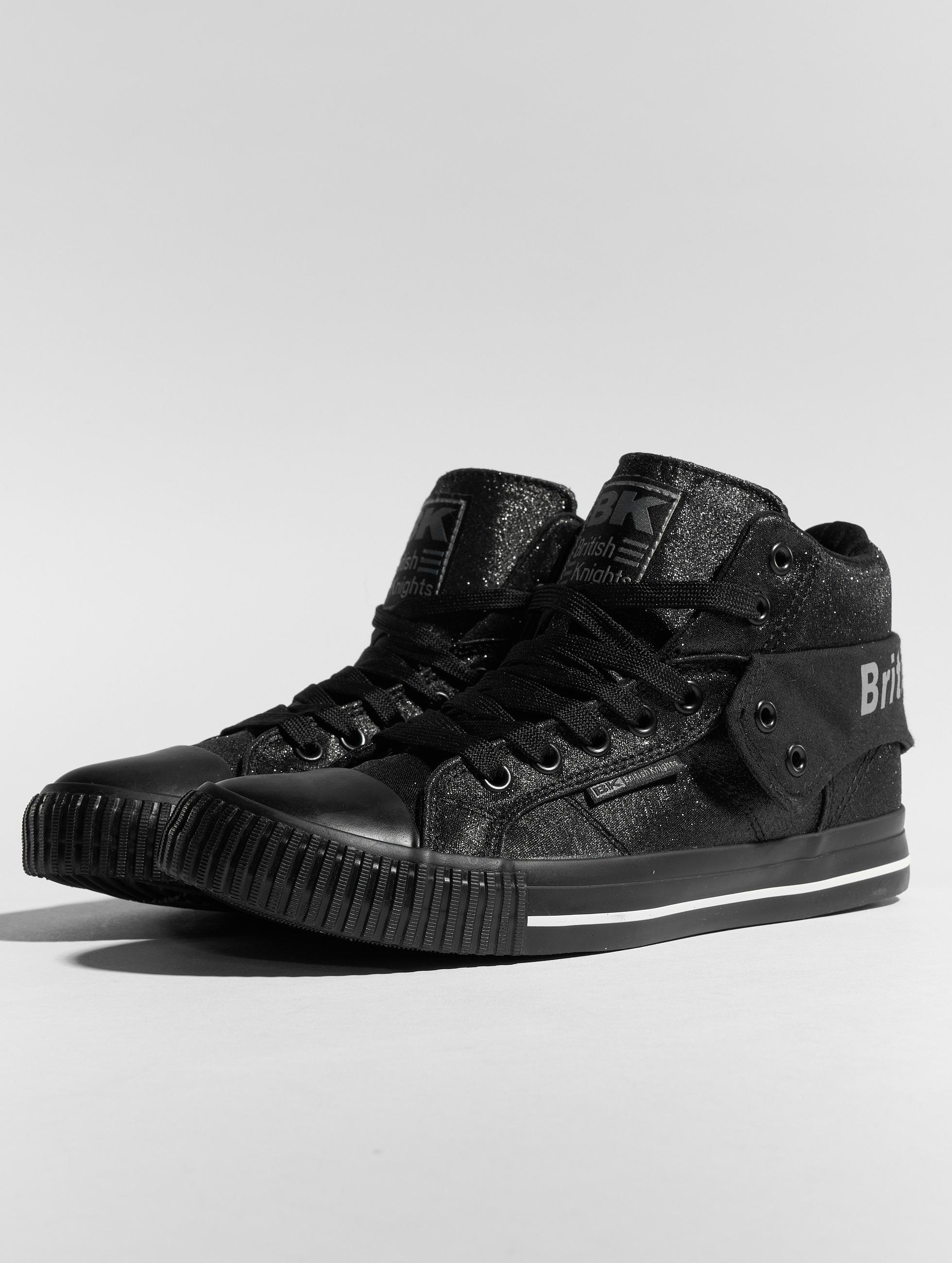 British British Knights Blackblack Roco Knights Roco Blackblack British Sneakers Knights Sneakers Roco 8wnNm0v