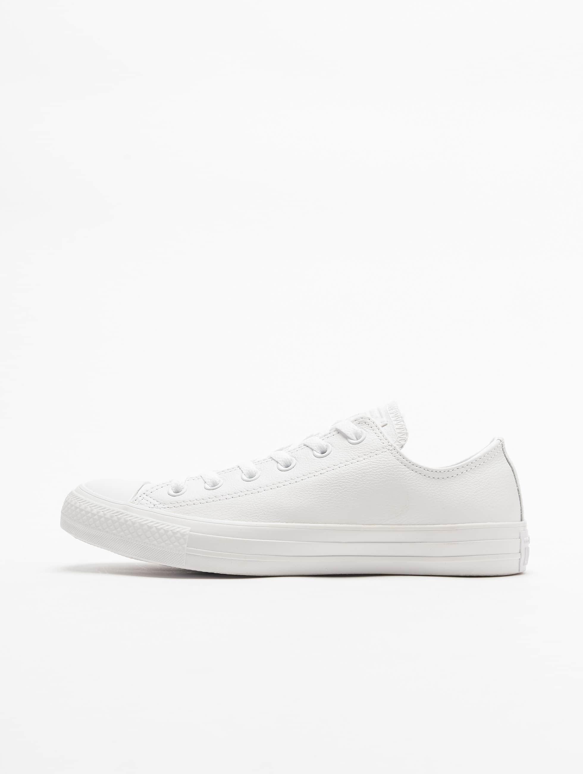 converse blanche monochrome