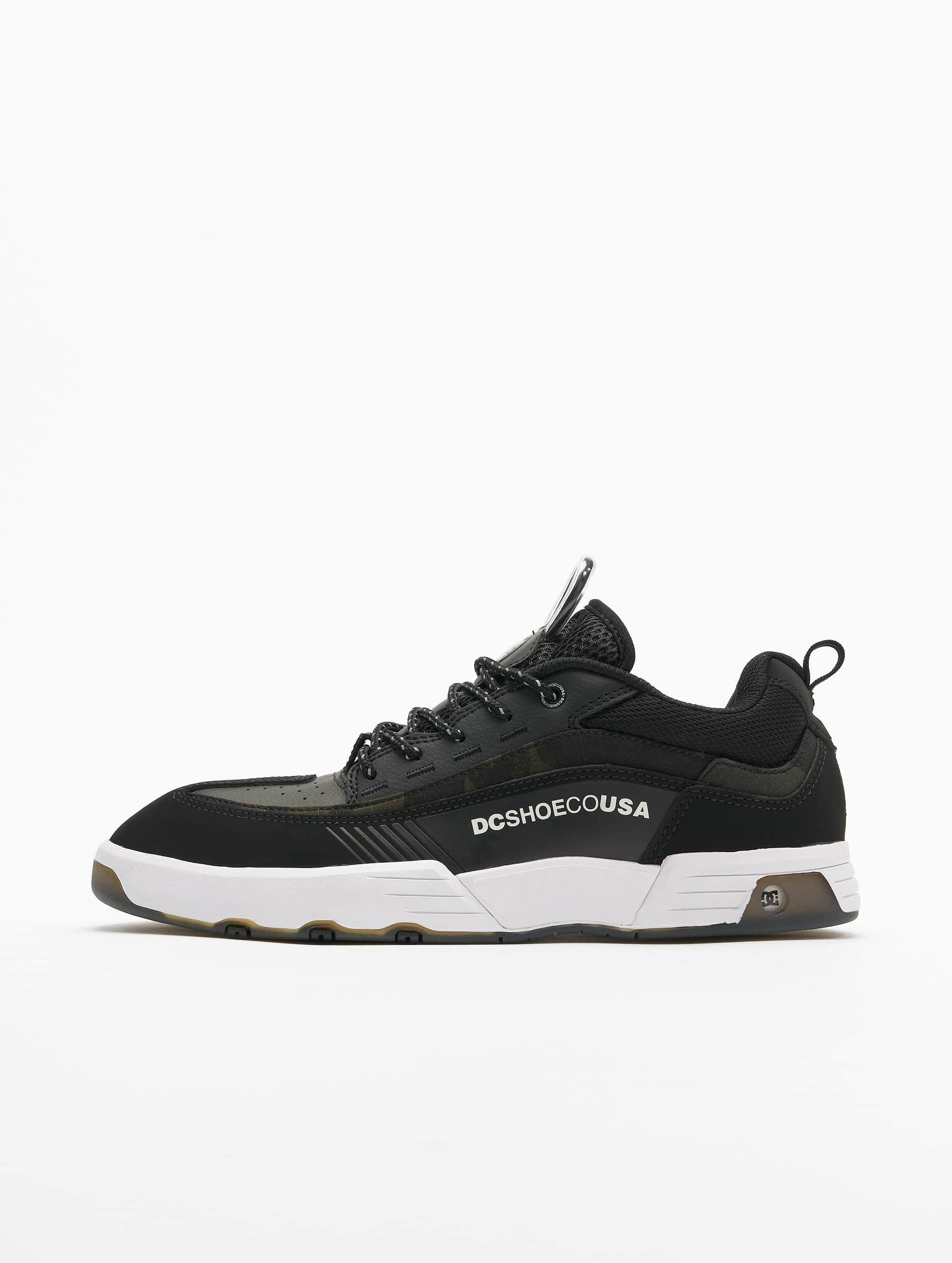 Se Sneakers Black Dc Legacy 98 Slim Camo bg6Y7yfv