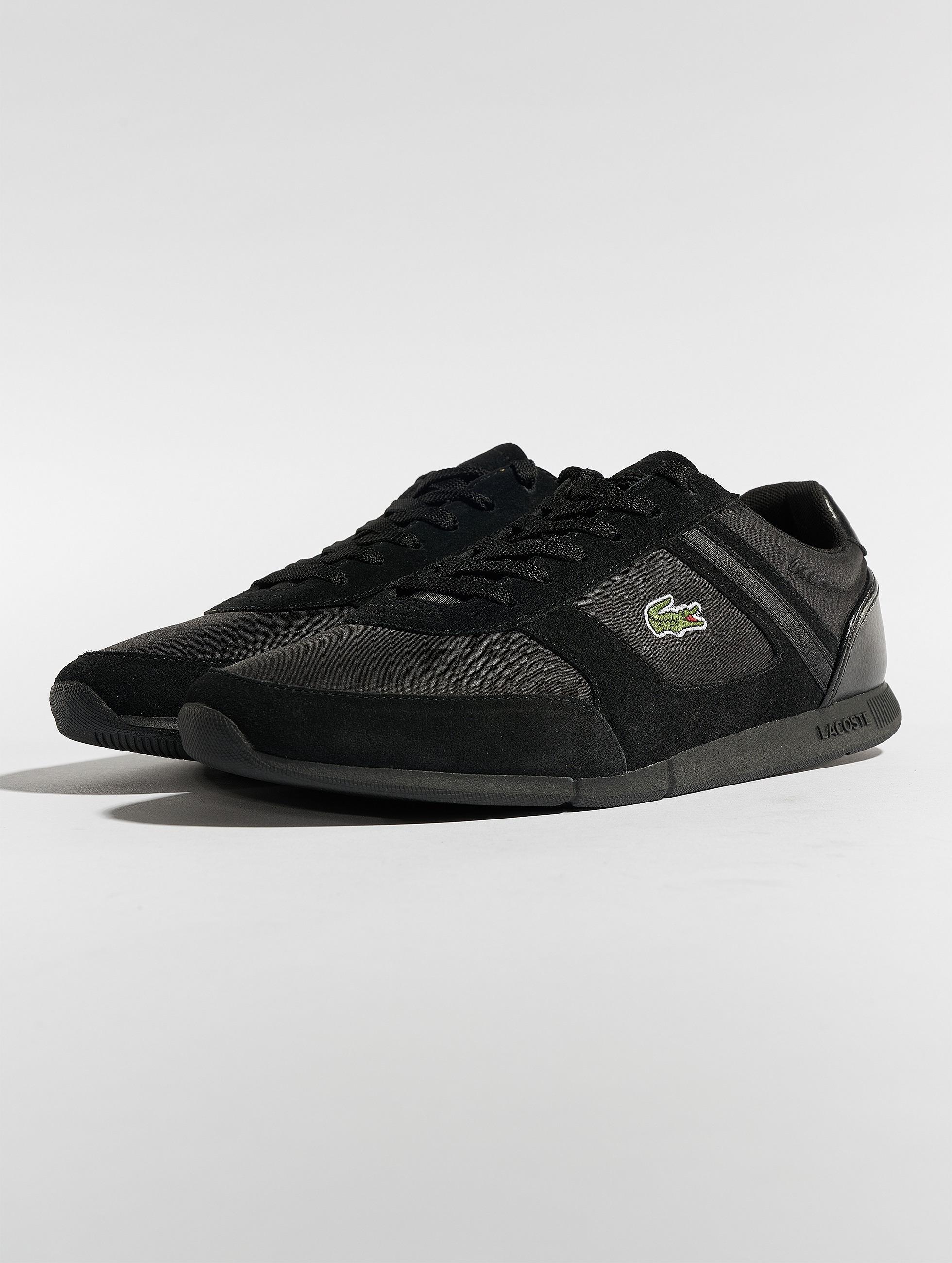 Cam Sport Blackred 1 Sneakers Lacoste Menerva 318 tCxsQhrd