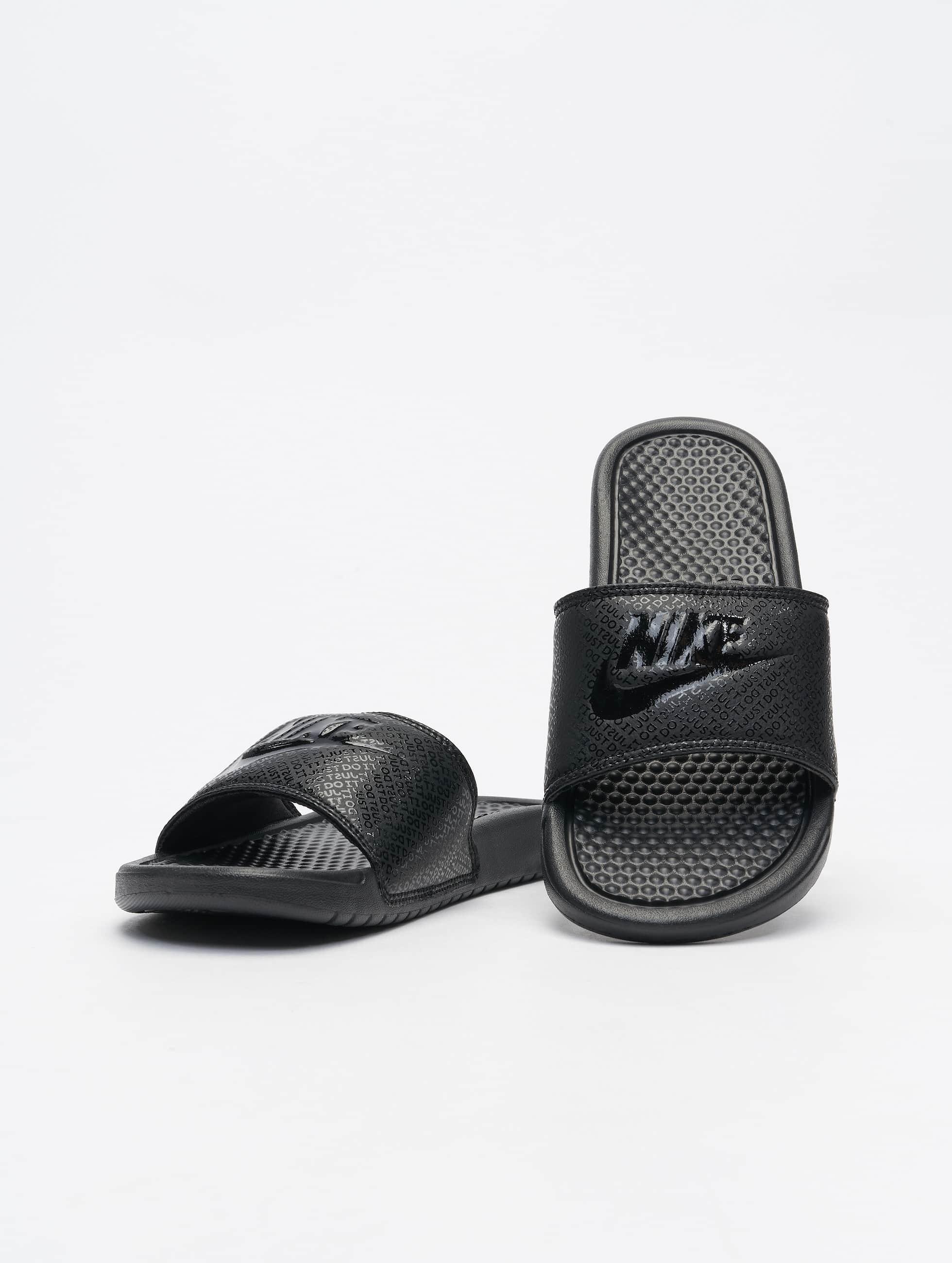 Benassi Nike Benassi Sandals Blackblackblack Jdi Sandals Jdi Nike NPXO08wnk
