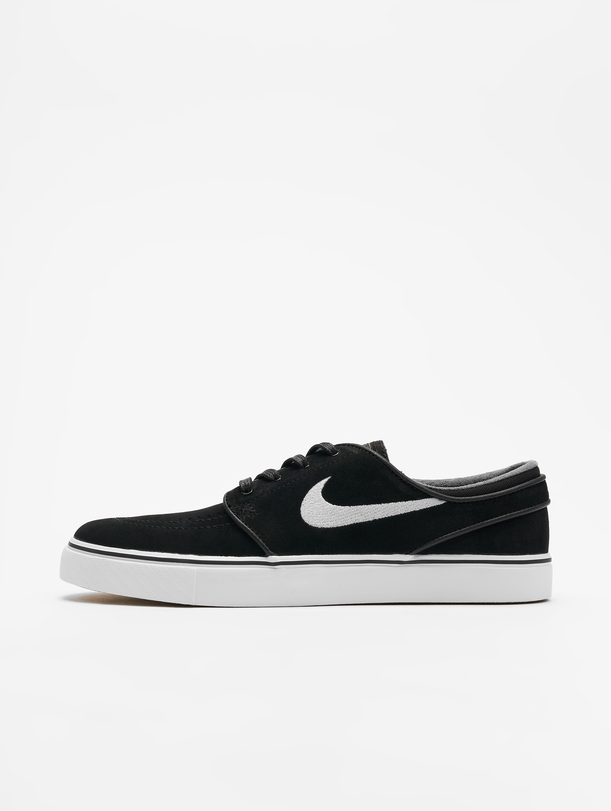Nike SB Zoom Stefan Janoski Sneakers BlackWhiteThunder GreyGum Light Brown