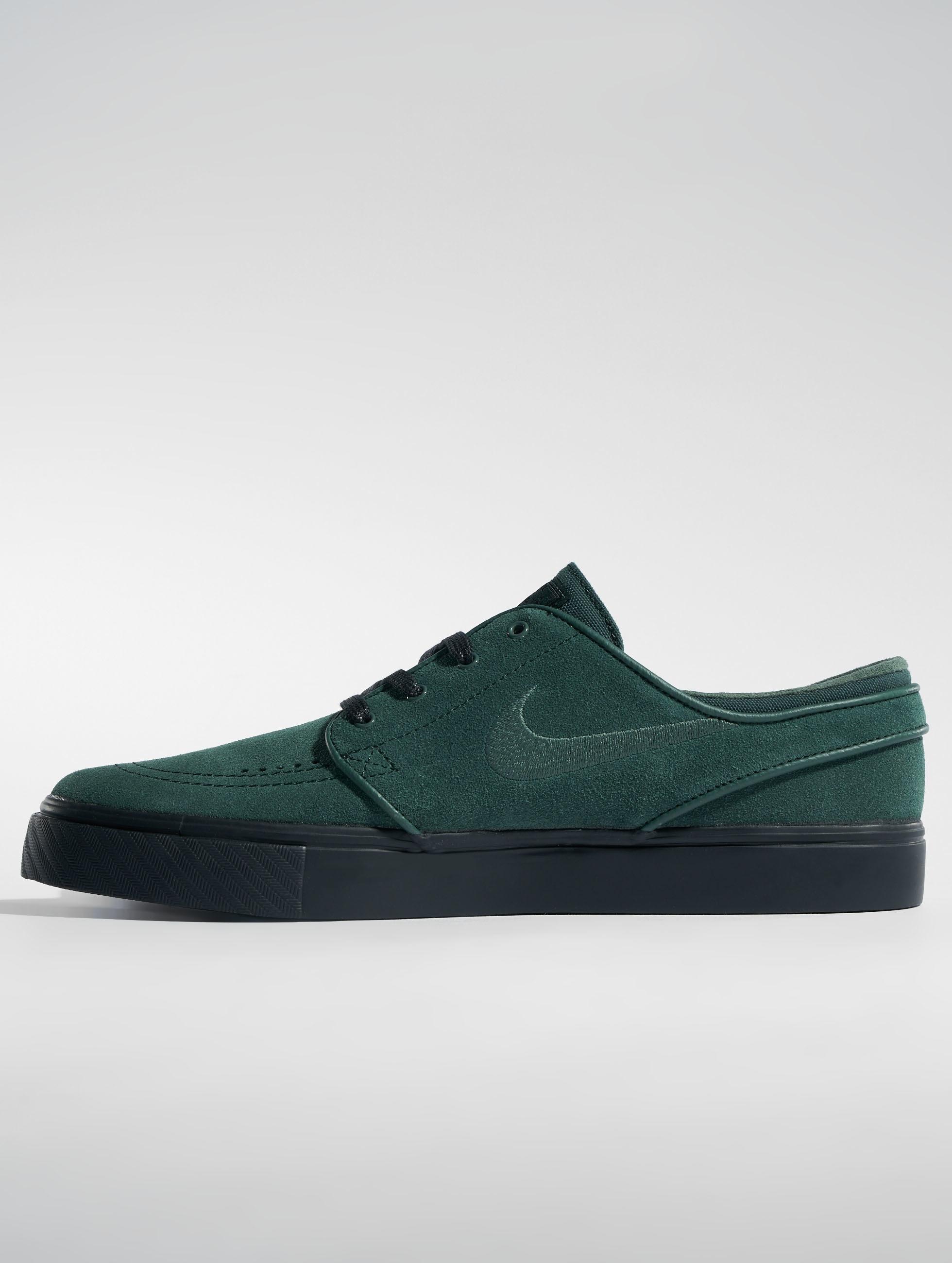 outlet store b75a2 aeab2 Nike SB Kengät   SB Zoom Stefan Janoski Tennarit   vihreä 500684