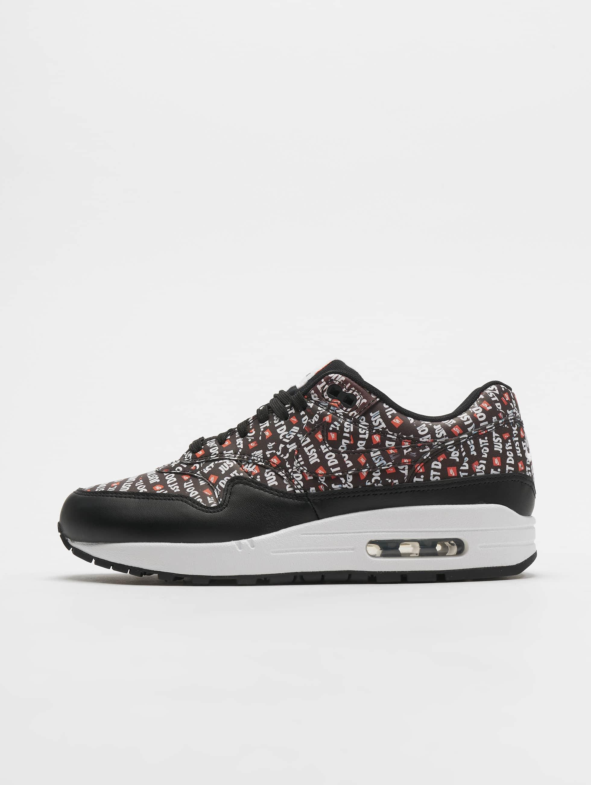 buy online a563d 110a2 Nike Skor   Sneakers Mike Air Max 1 Premium i svart 498863