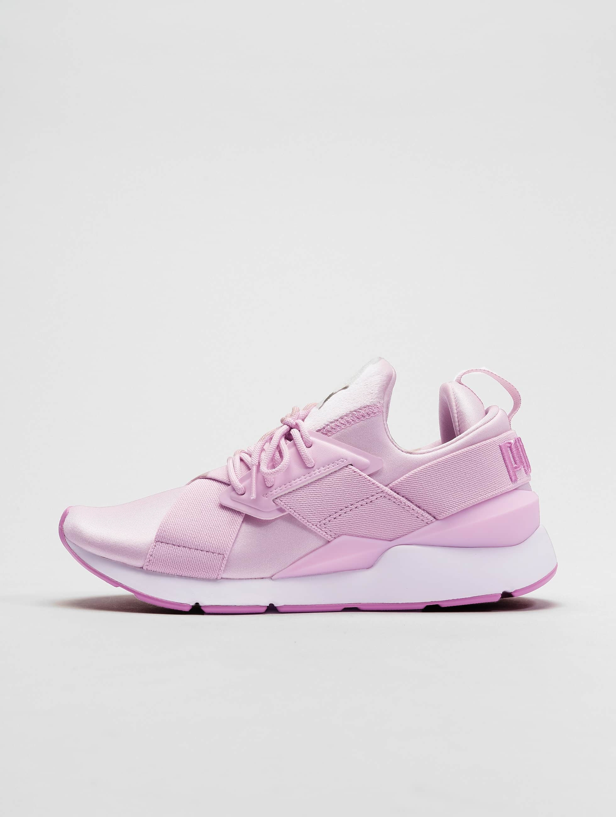 Orchidsmoky Grey Sneakers Puma Satin Ii Winsome Muse UzVMSp