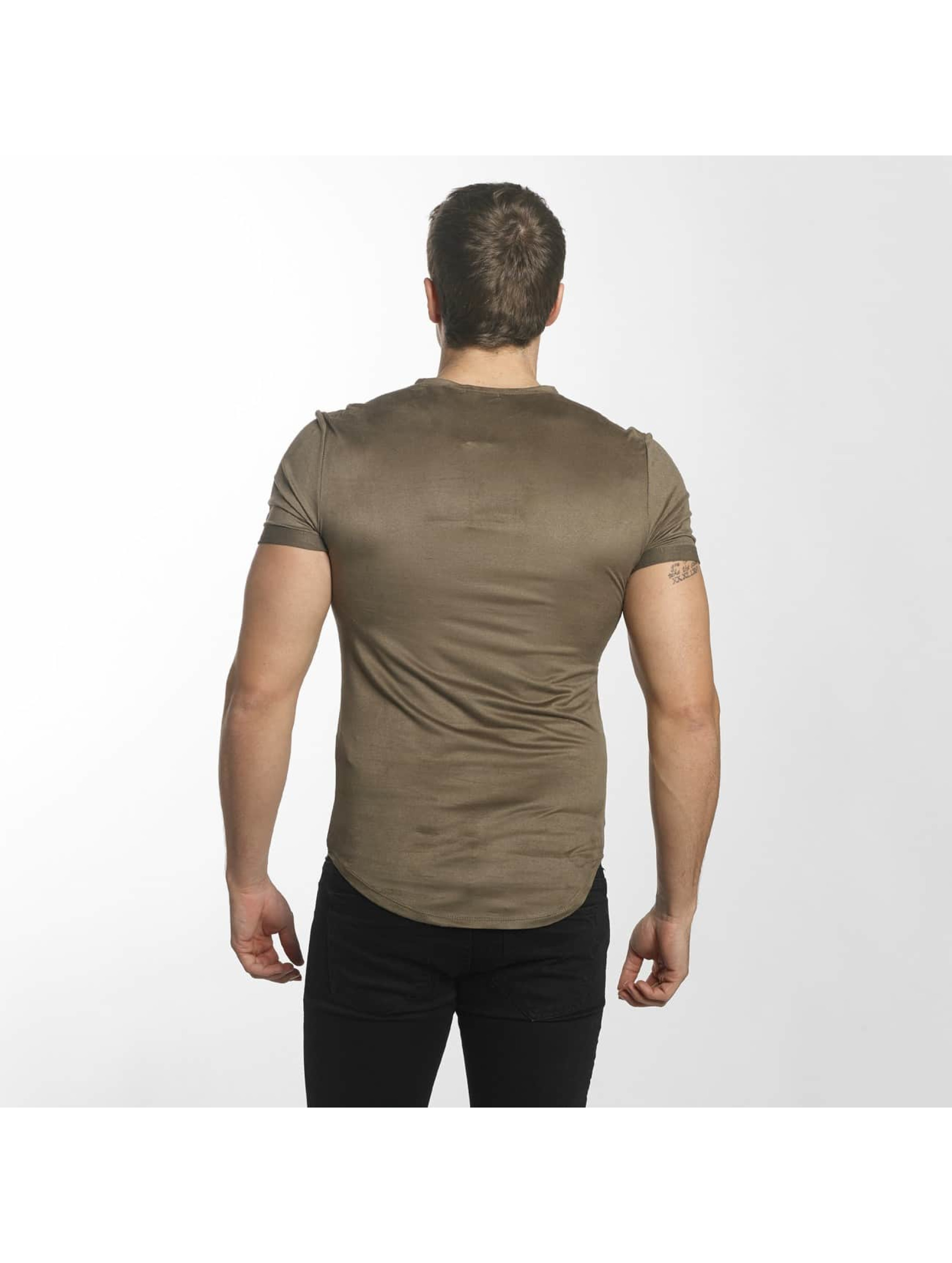 Aarhon Camiseta Roma caqui