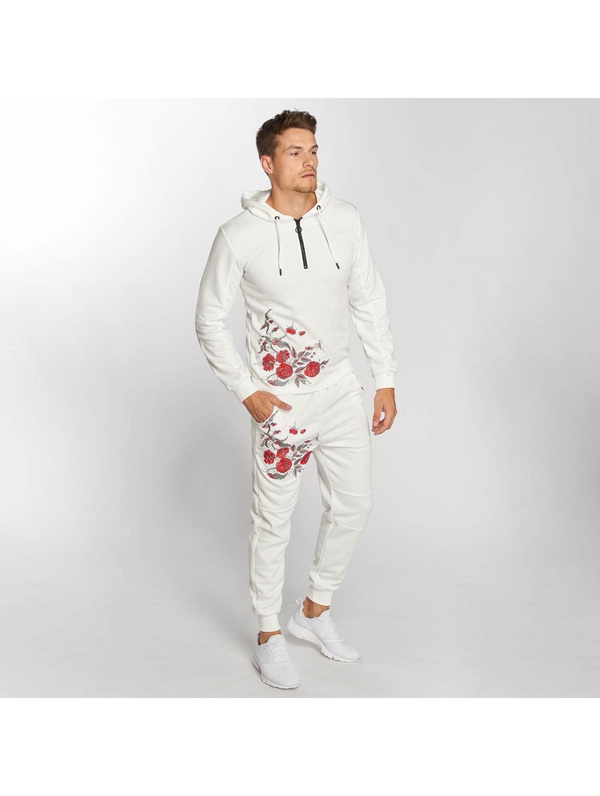 Aarhon Collegepuvut Roses valkoinen