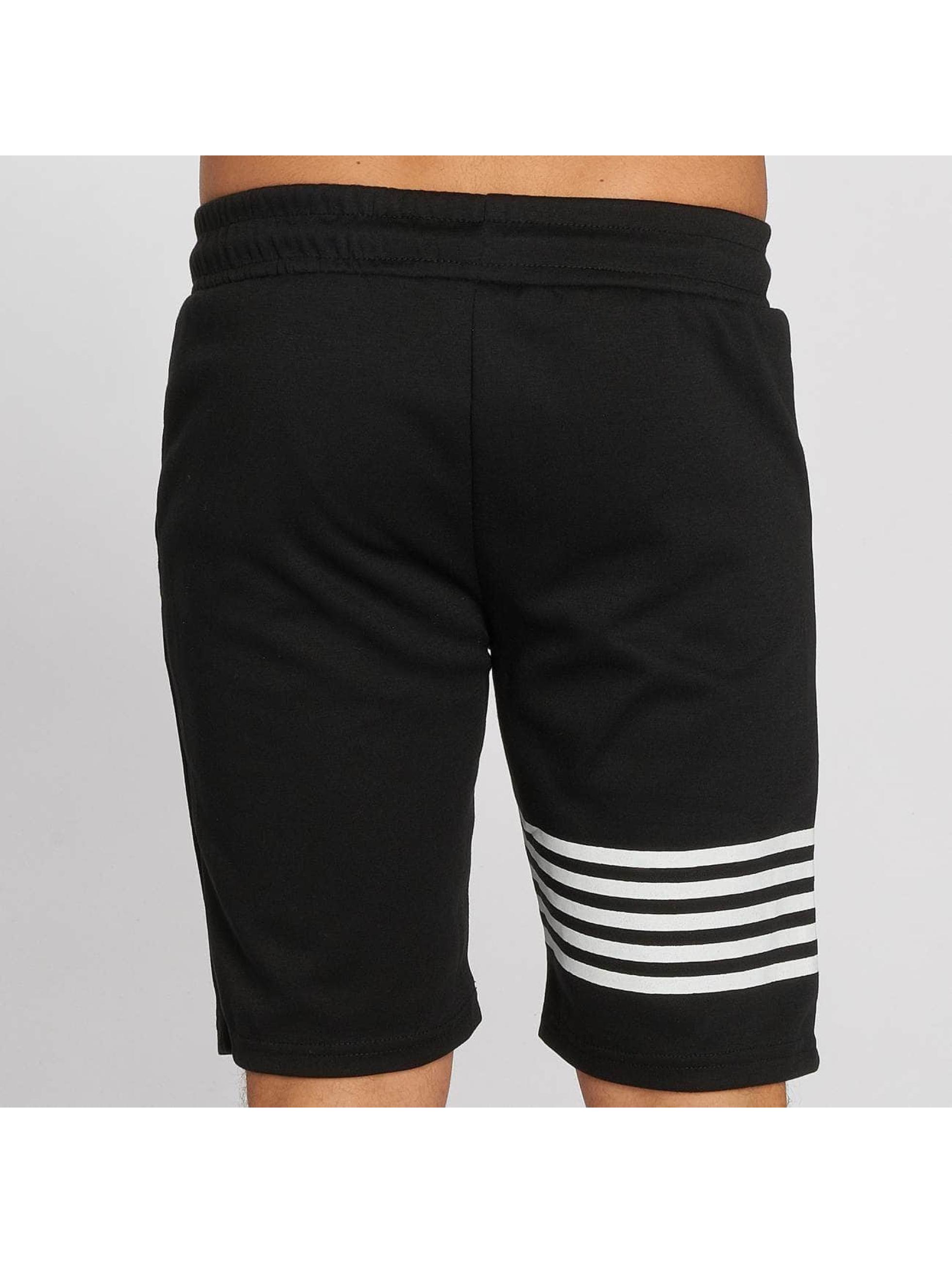 Aarhon Dresy Stripes czarny