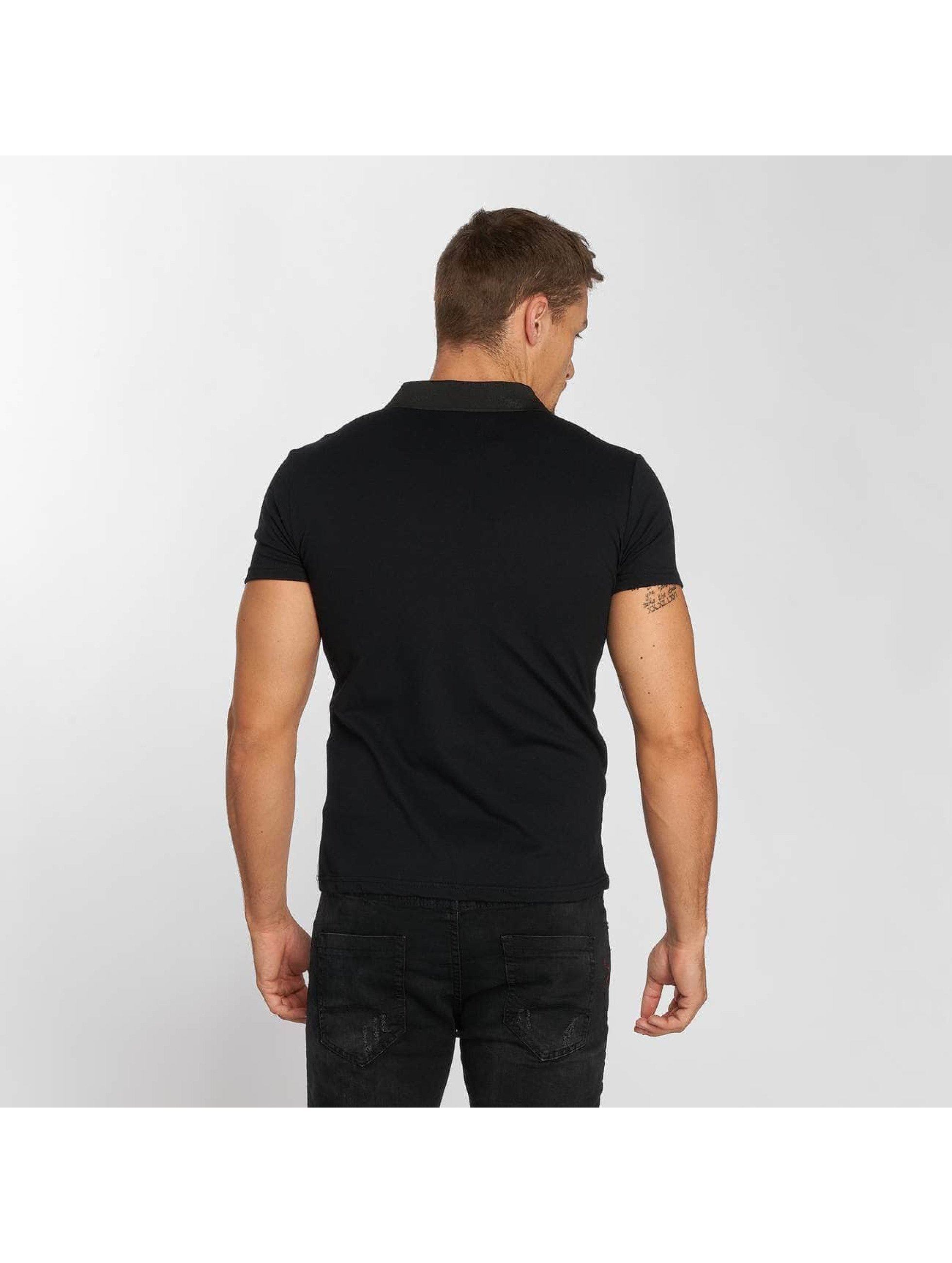 Aarhon Koszulki Polo Diagonal czarny