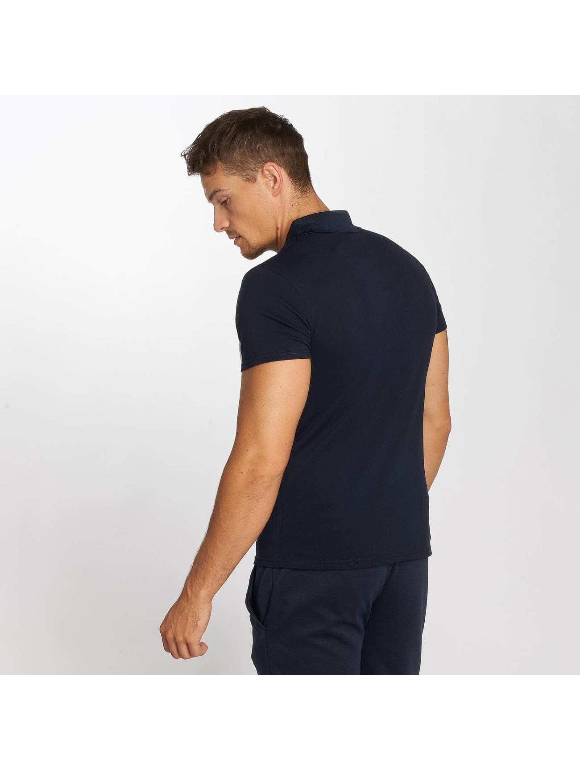 Aarhon Koszulki Polo Block niebieski
