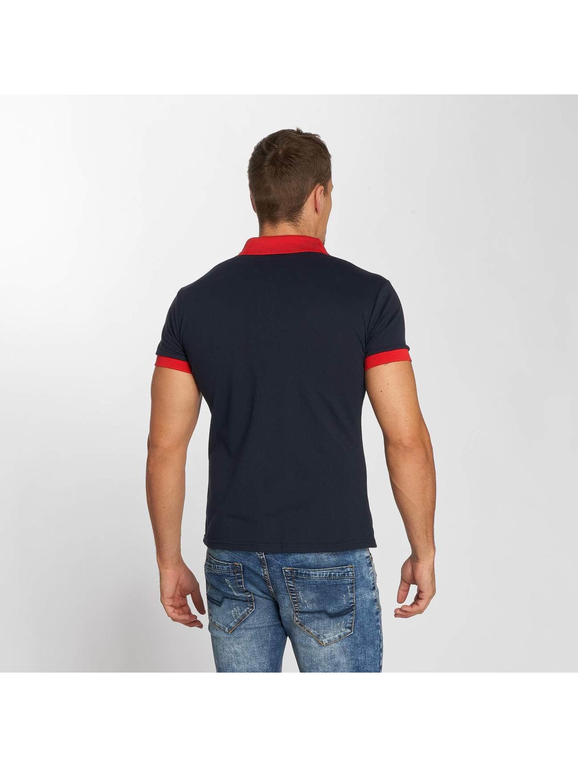 Aarhon Koszulki Polo Classic niebieski