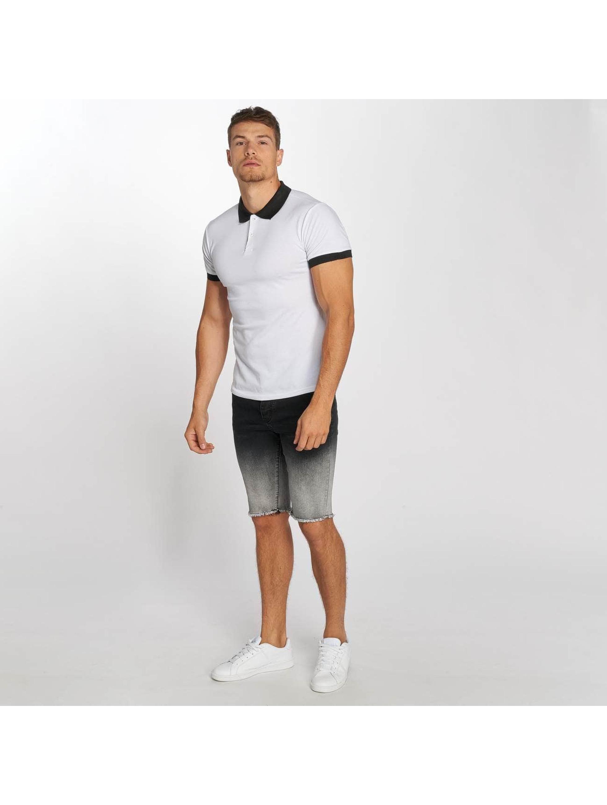 Aarhon Polo Basic blanc