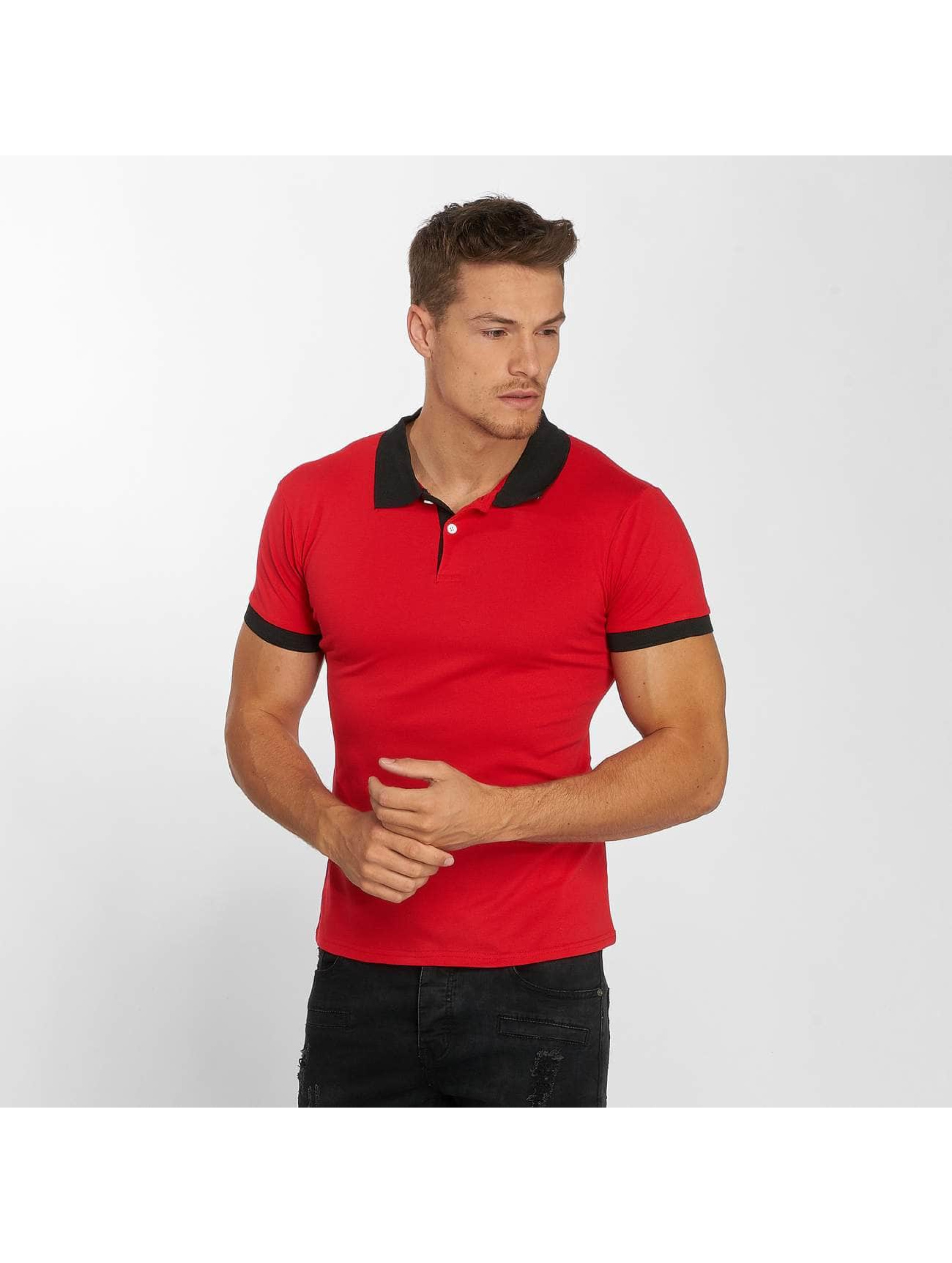 Aarhon Polo Classic rouge