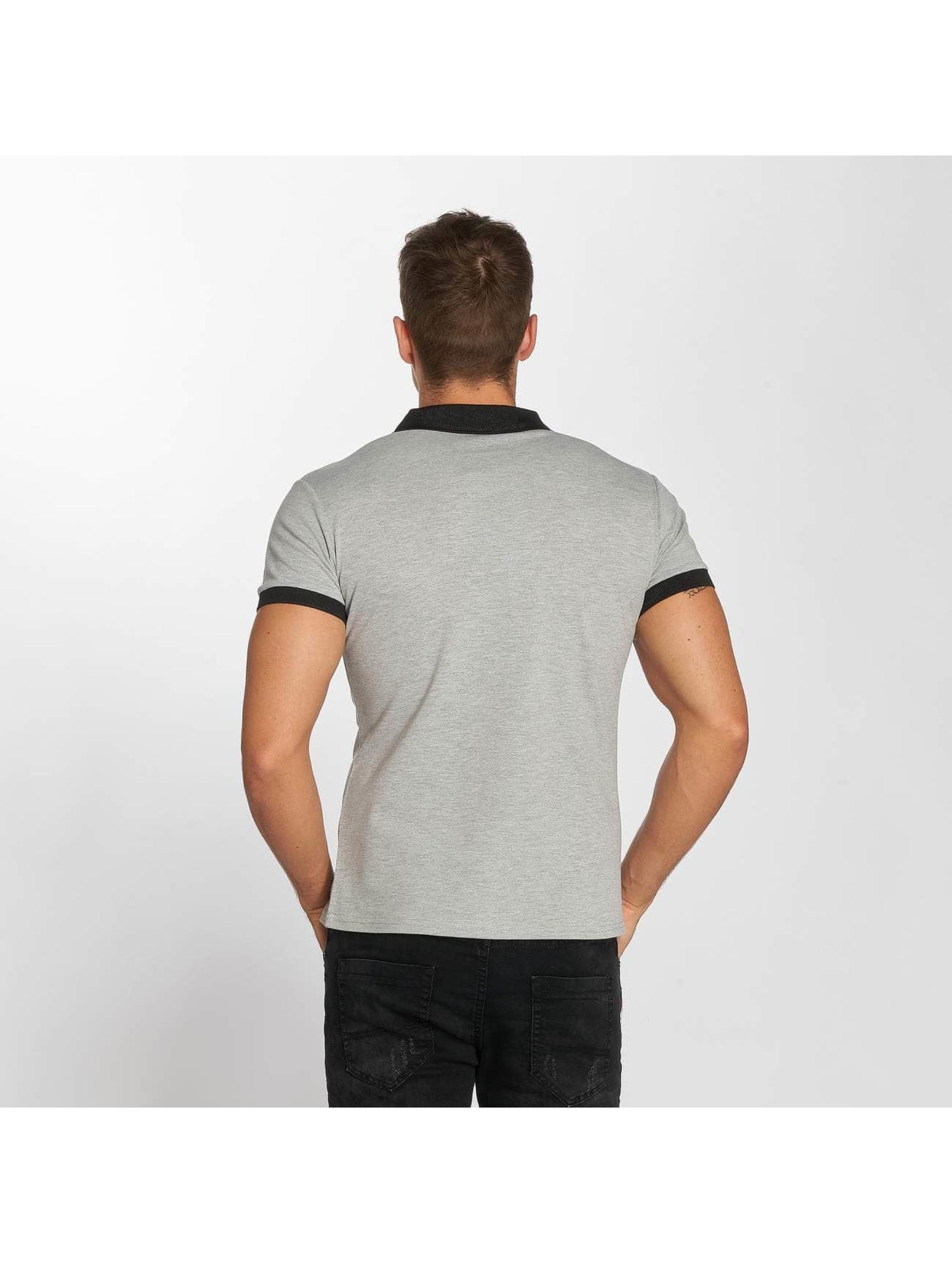 Aarhon Poloshirt Classic grey