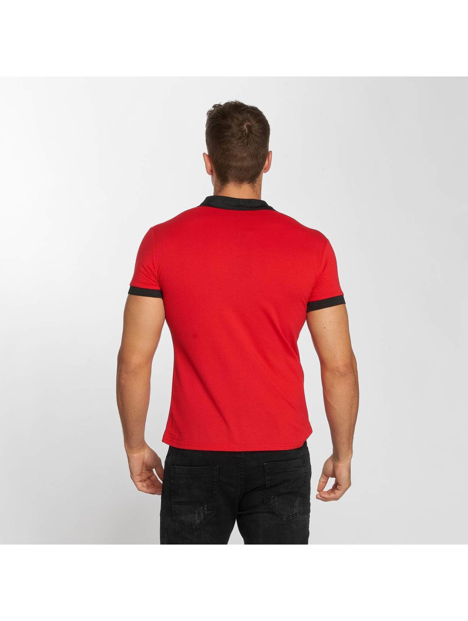 Aarhon Poloshirt Classic red