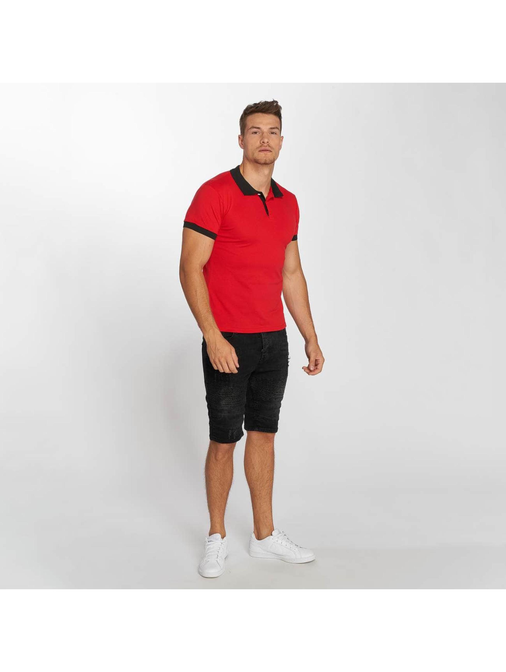Aarhon Poloshirt Classic rot
