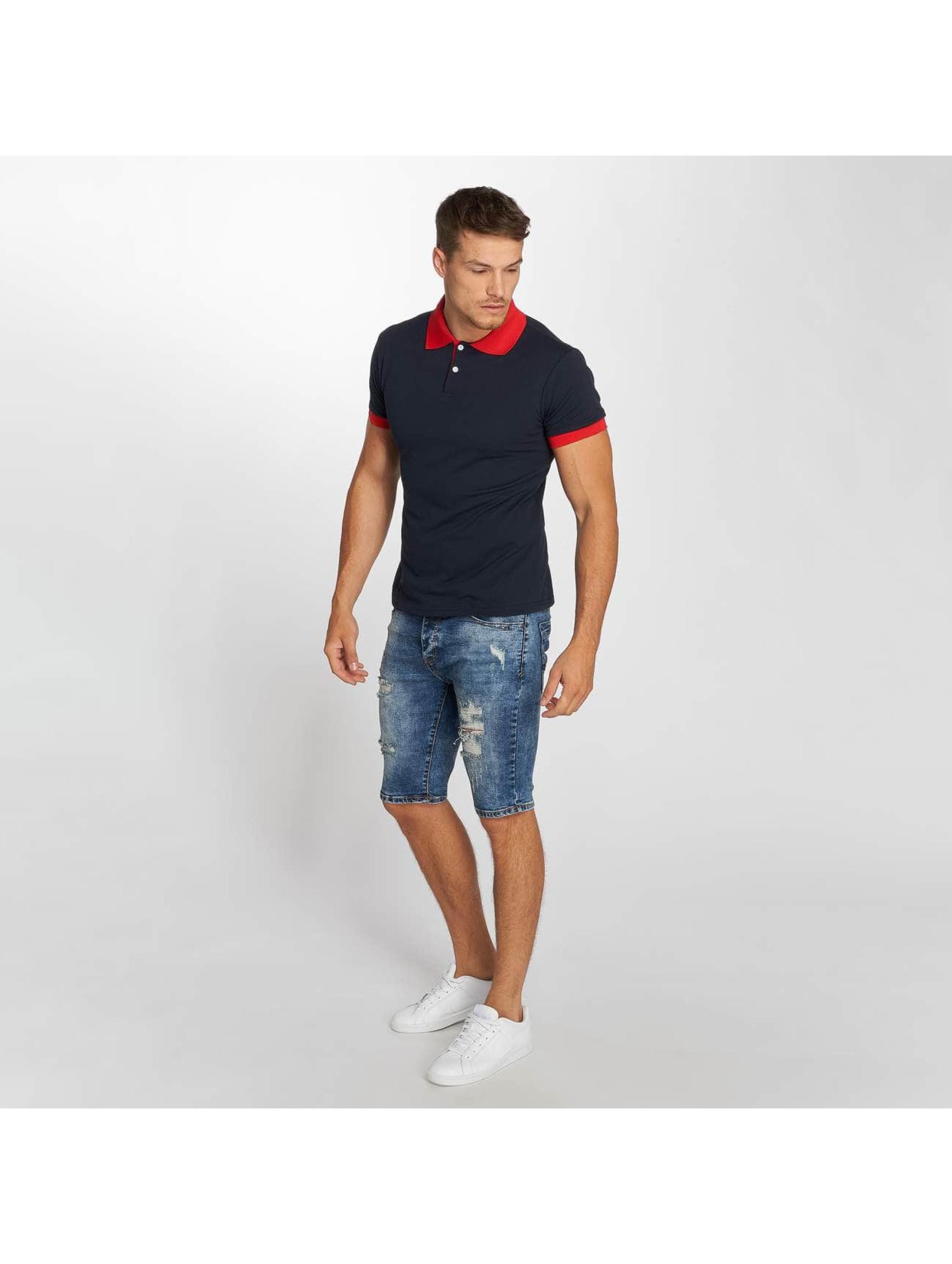 Aarhon Poloskjorter Classic blå
