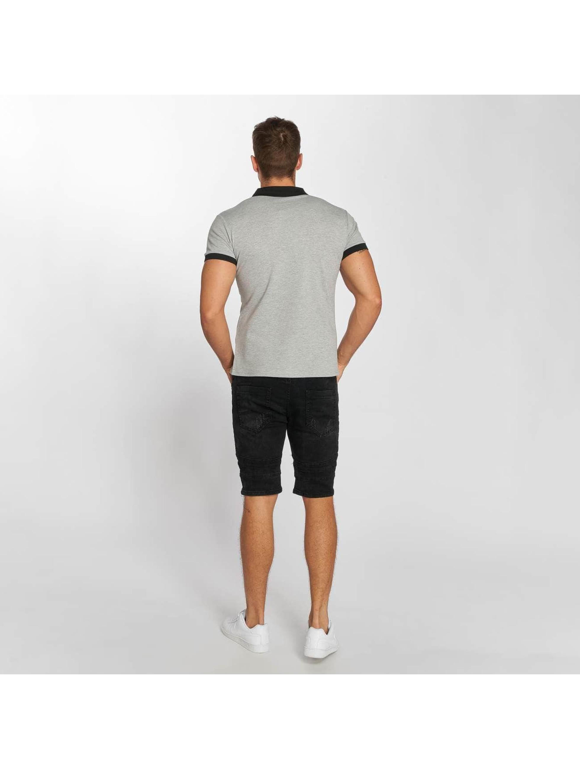 Aarhon Poloskjorter Classic grå