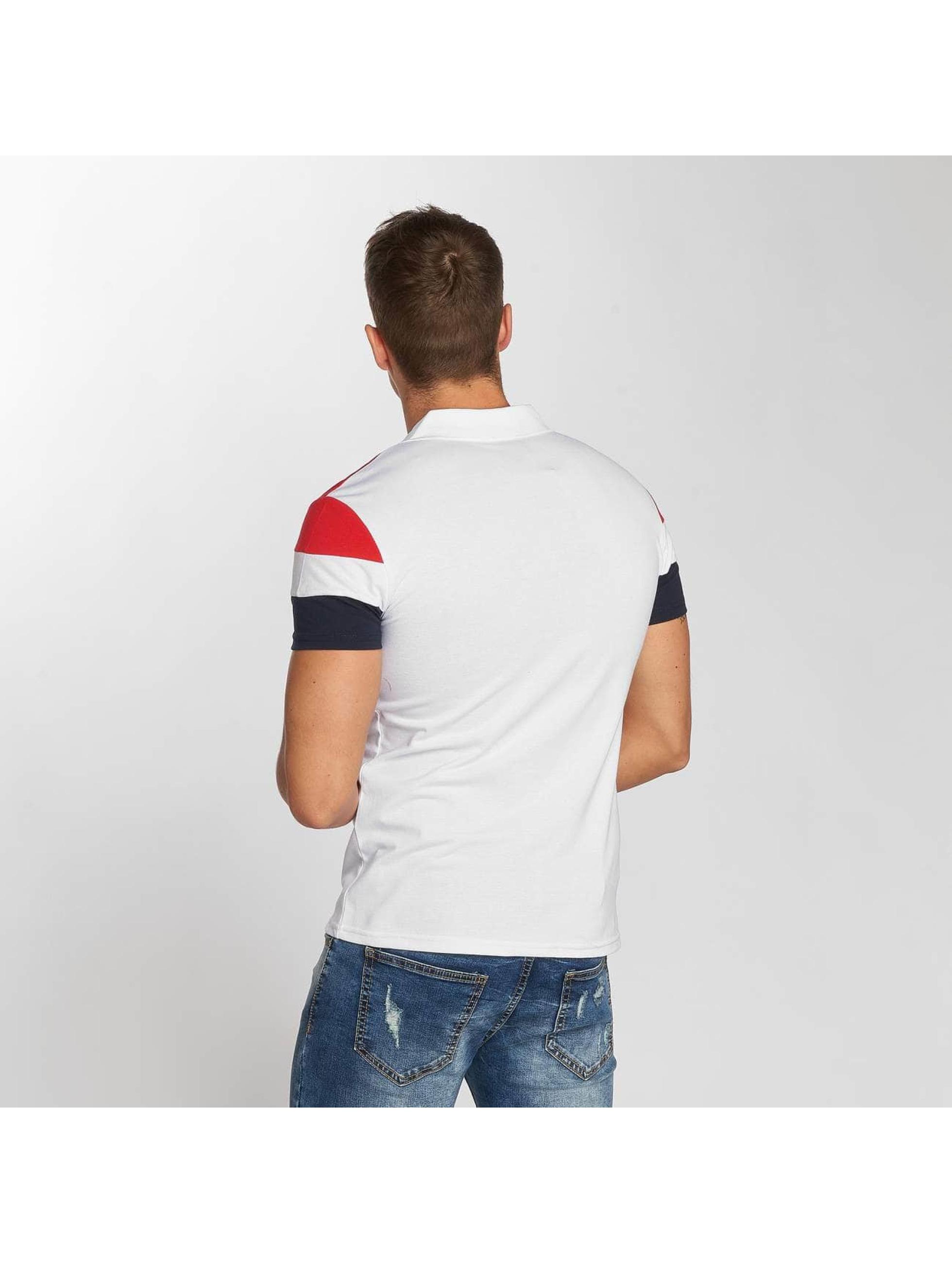 Aarhon Poloskjorter Block hvit