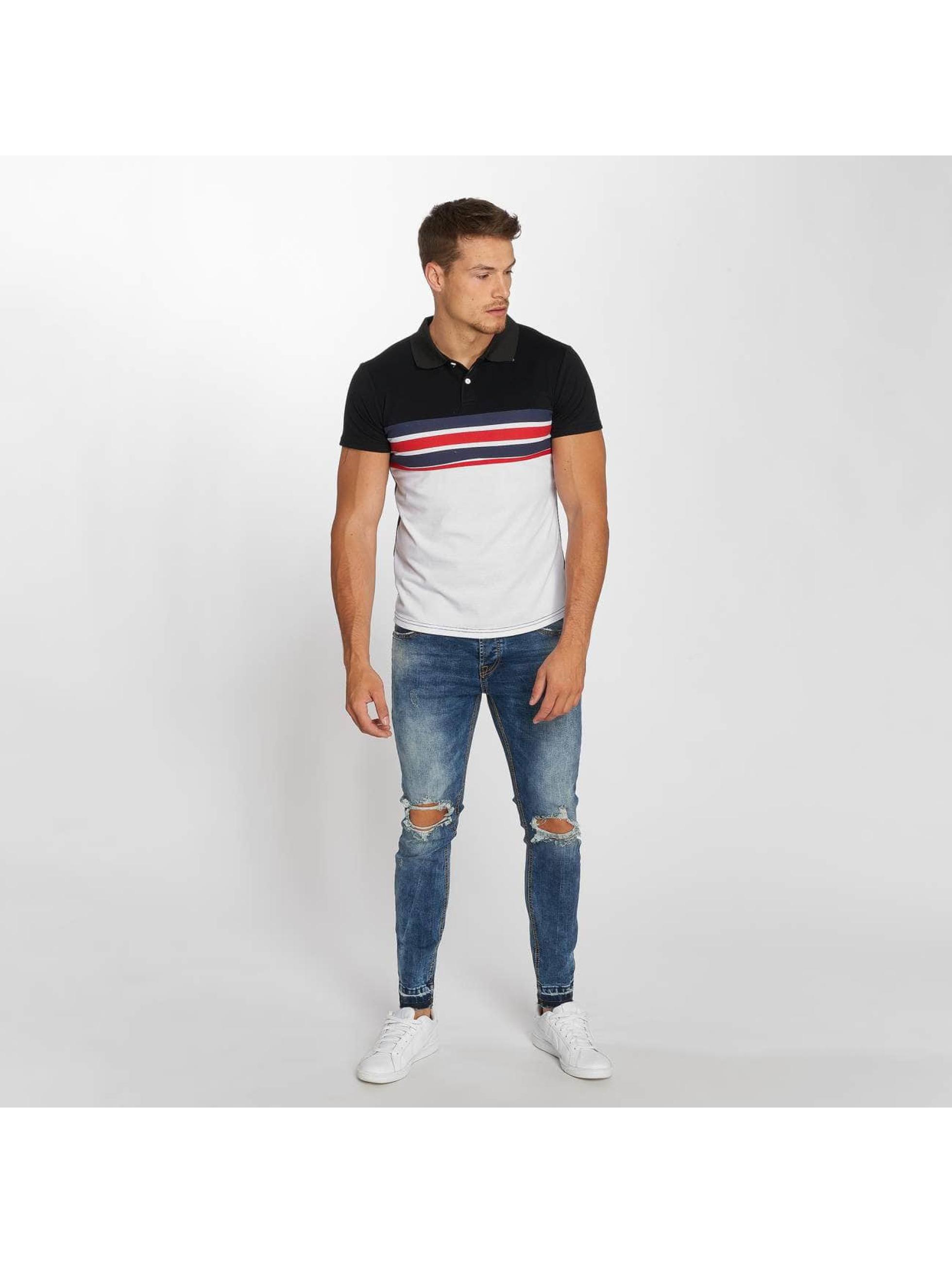 Aarhon Poloskjorter Two Colours svart