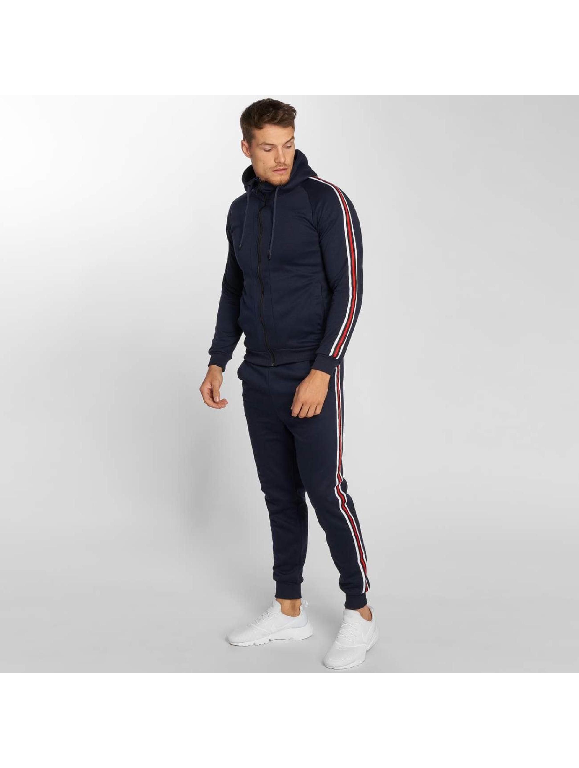 Aarhon Sety Coloured Stripes modrá